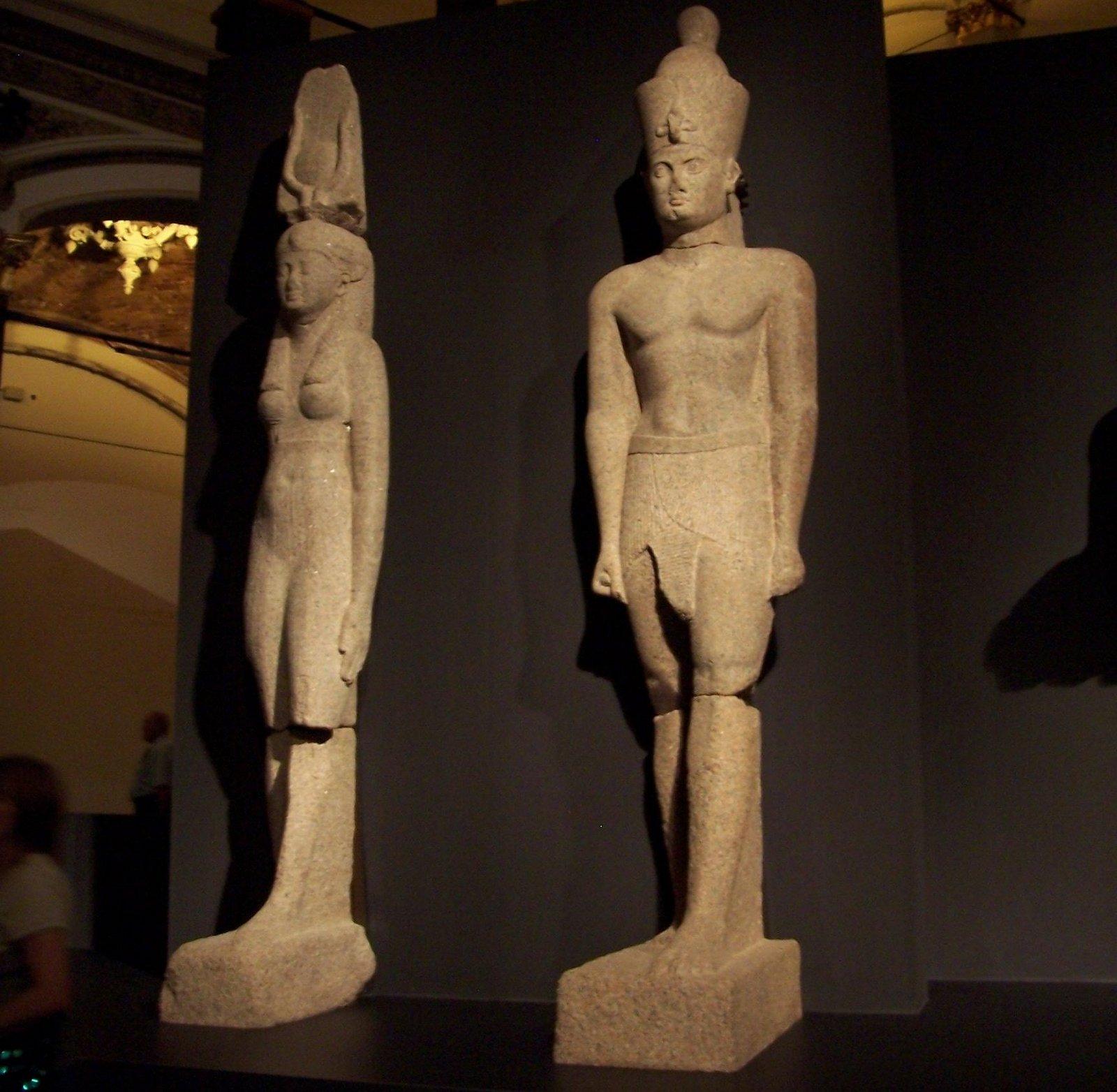 Martin Gropius Bau - Ägyptens versunkene Schätze
