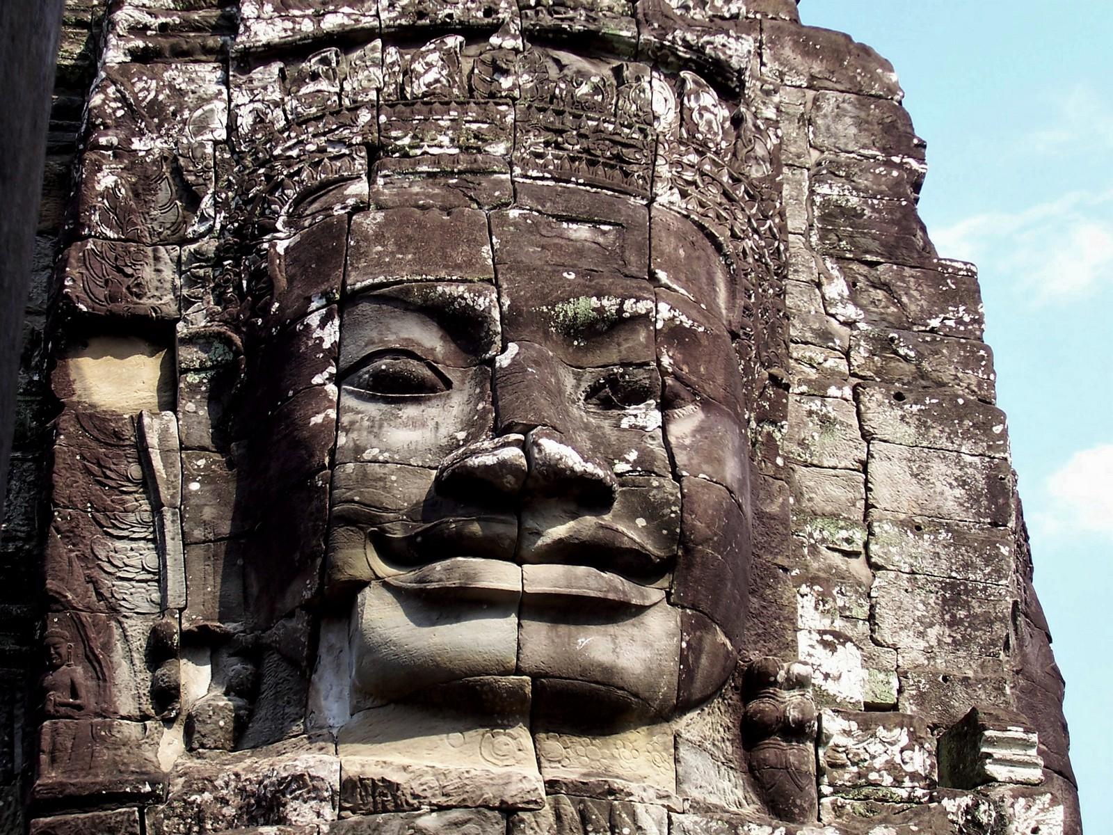 Bayon - Kambodscha