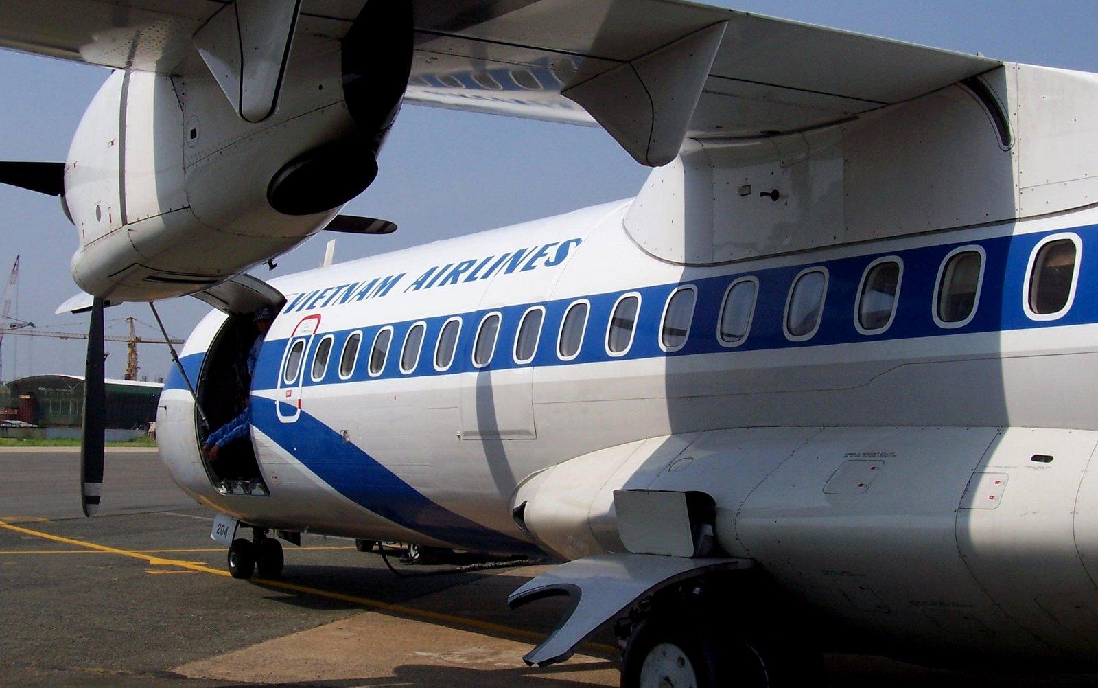 Vietnam Airlines ATR 72