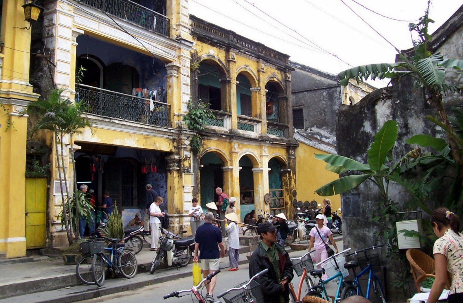 Altstadt von Hoi An - Vietnam