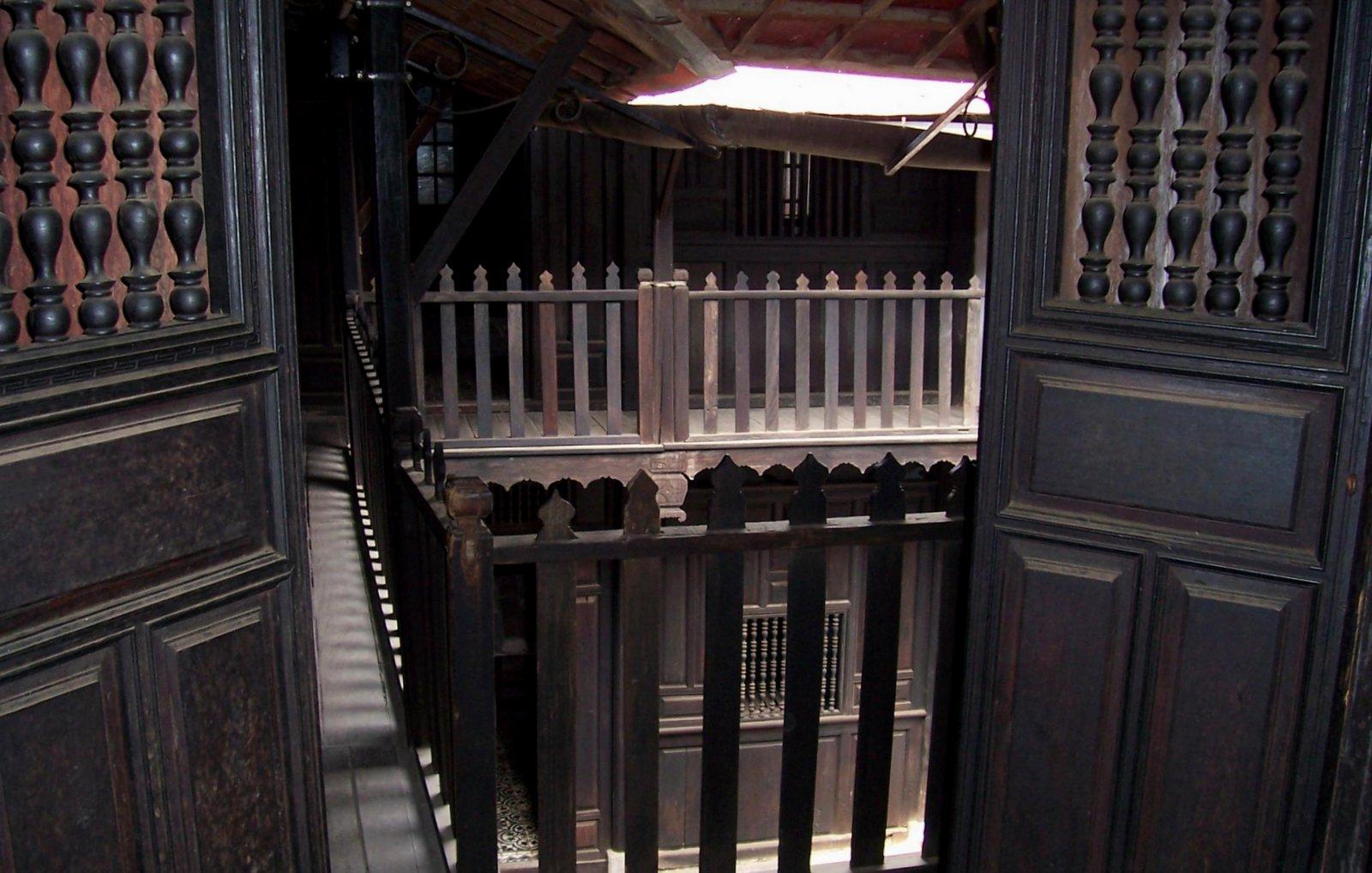 Kaufmannshaus der Familie Quan Thang - Hoi An