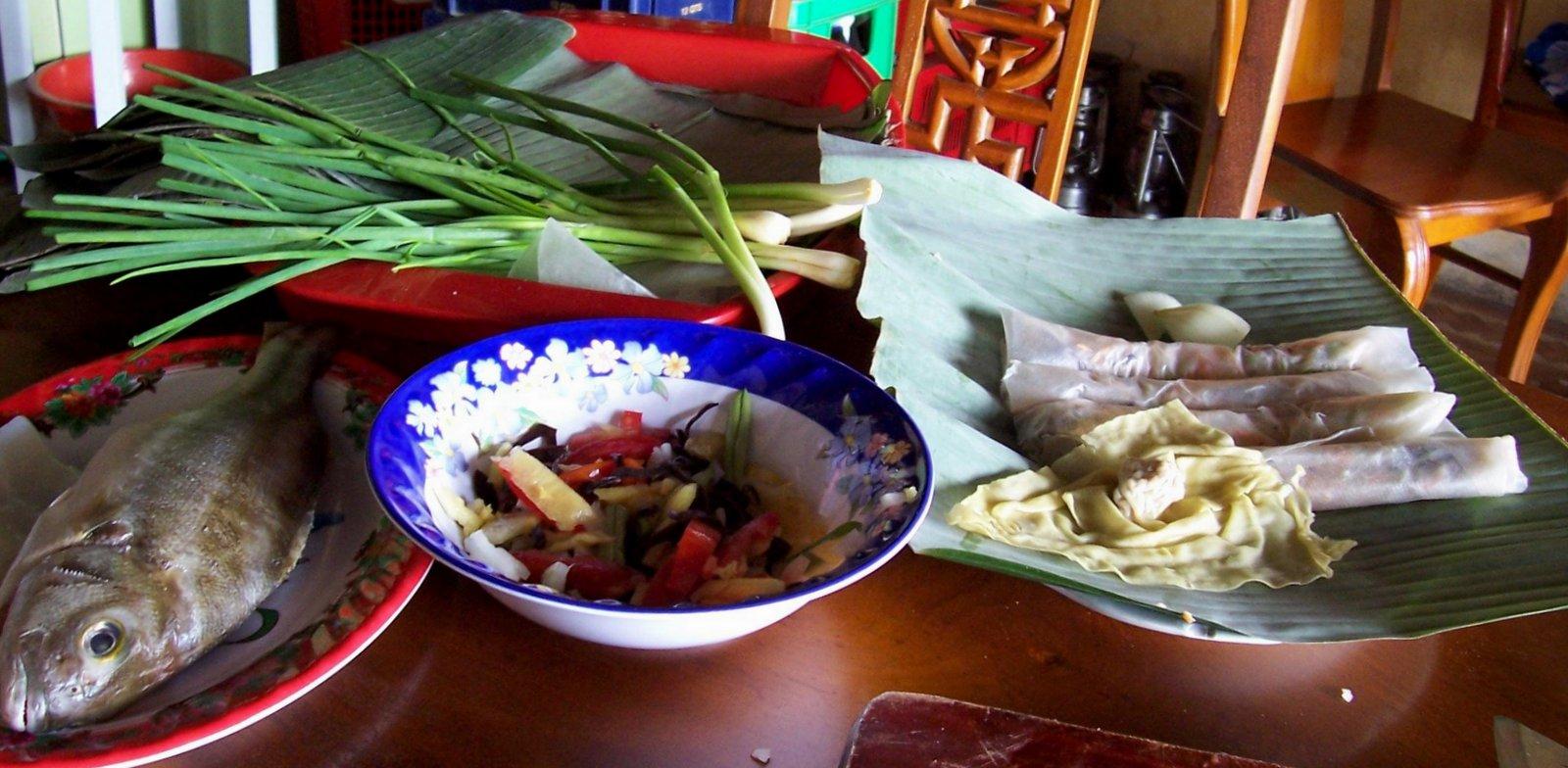 """Kochkurs im Restaurant """"Hông Phúc"""" - Hoi An"""