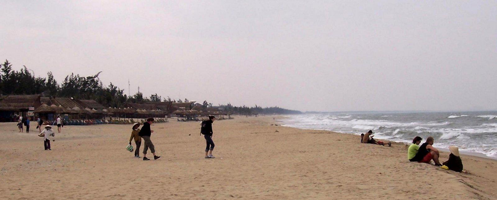 Cua Dai Strand - Vietnam