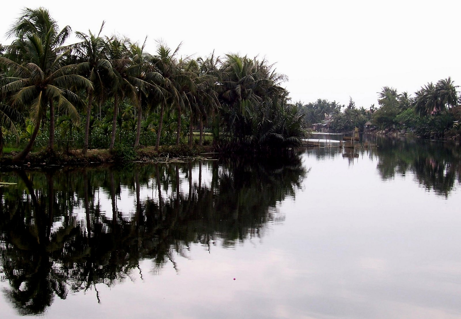 Thu Bon Fluss bei Hoi An