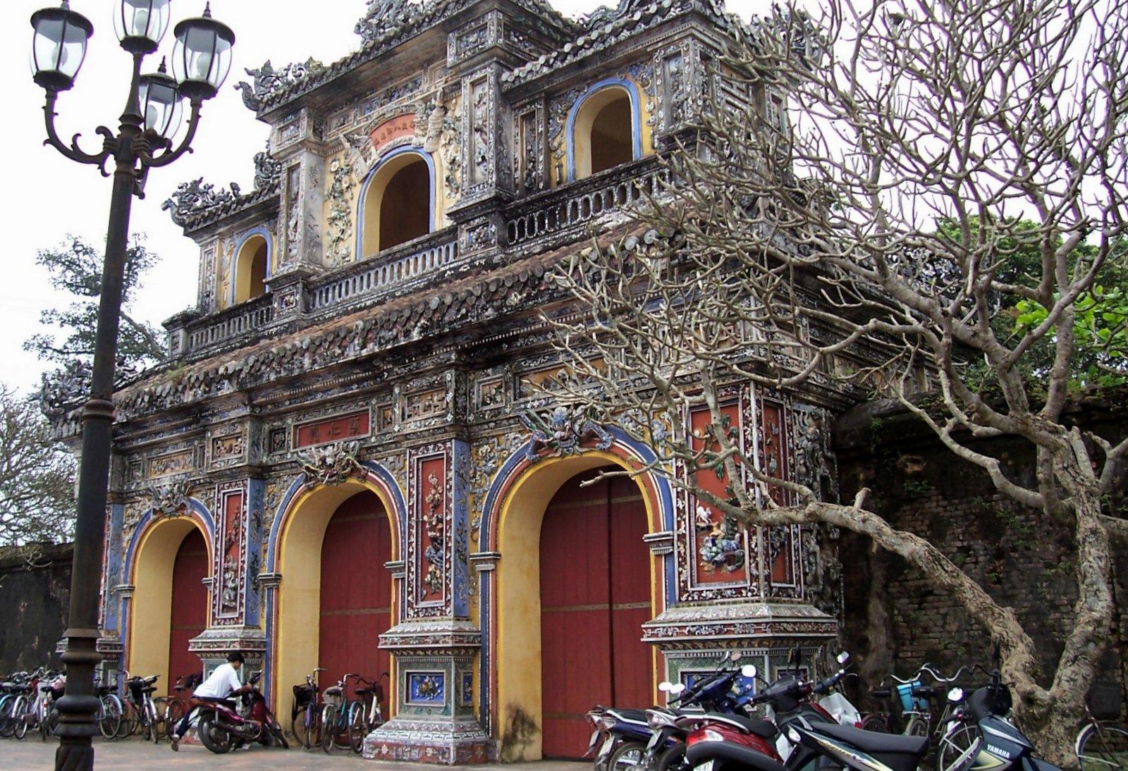 Kaiserstadt Hué - Vietnam