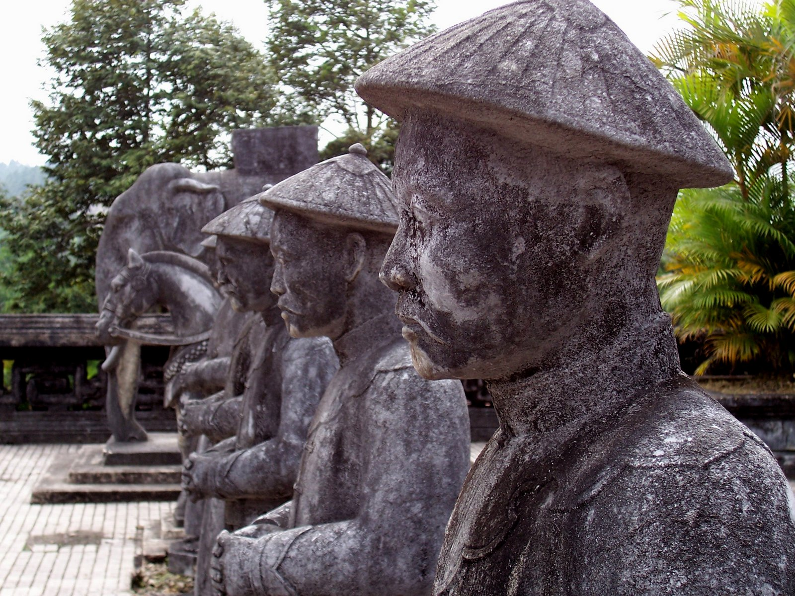 Grab des Kaisers Khai Dinh
