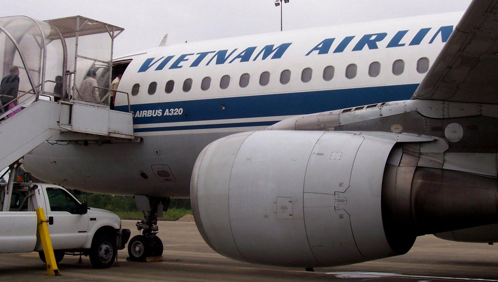 Vietnam Airlines Airbus A 320