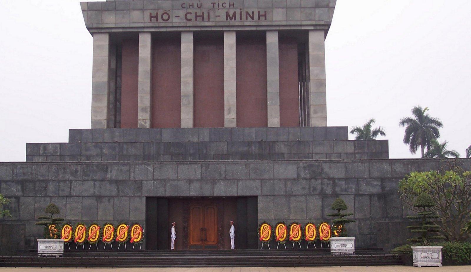 Ho-Chi-Minh Mausoleum - Hanoi