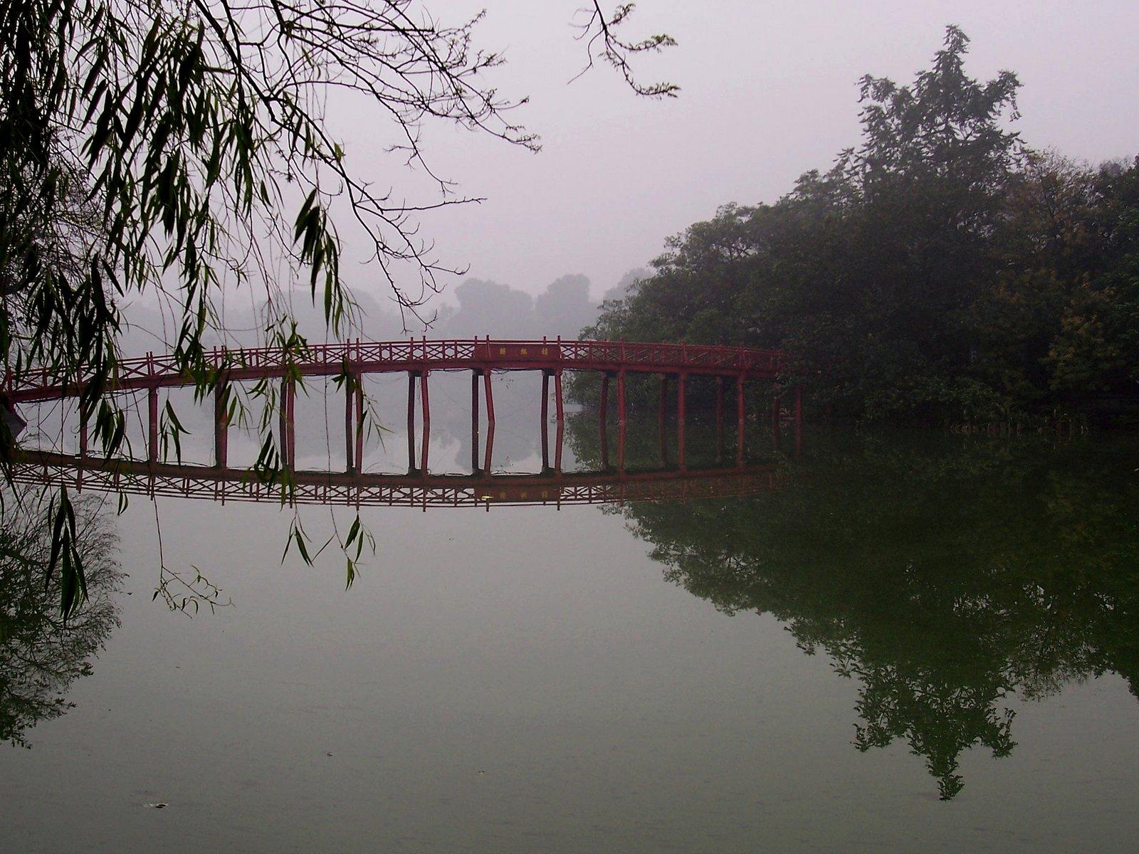 Hoan-Kiem-See - Hanoi