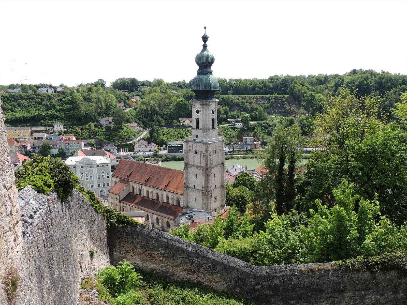 Burghausen - Stadtpfarrkirche St. Jakob