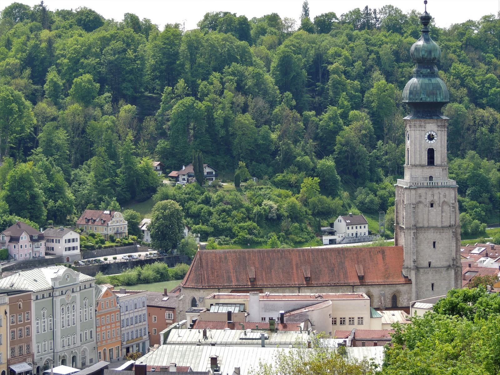 St. Jakob Burghausen