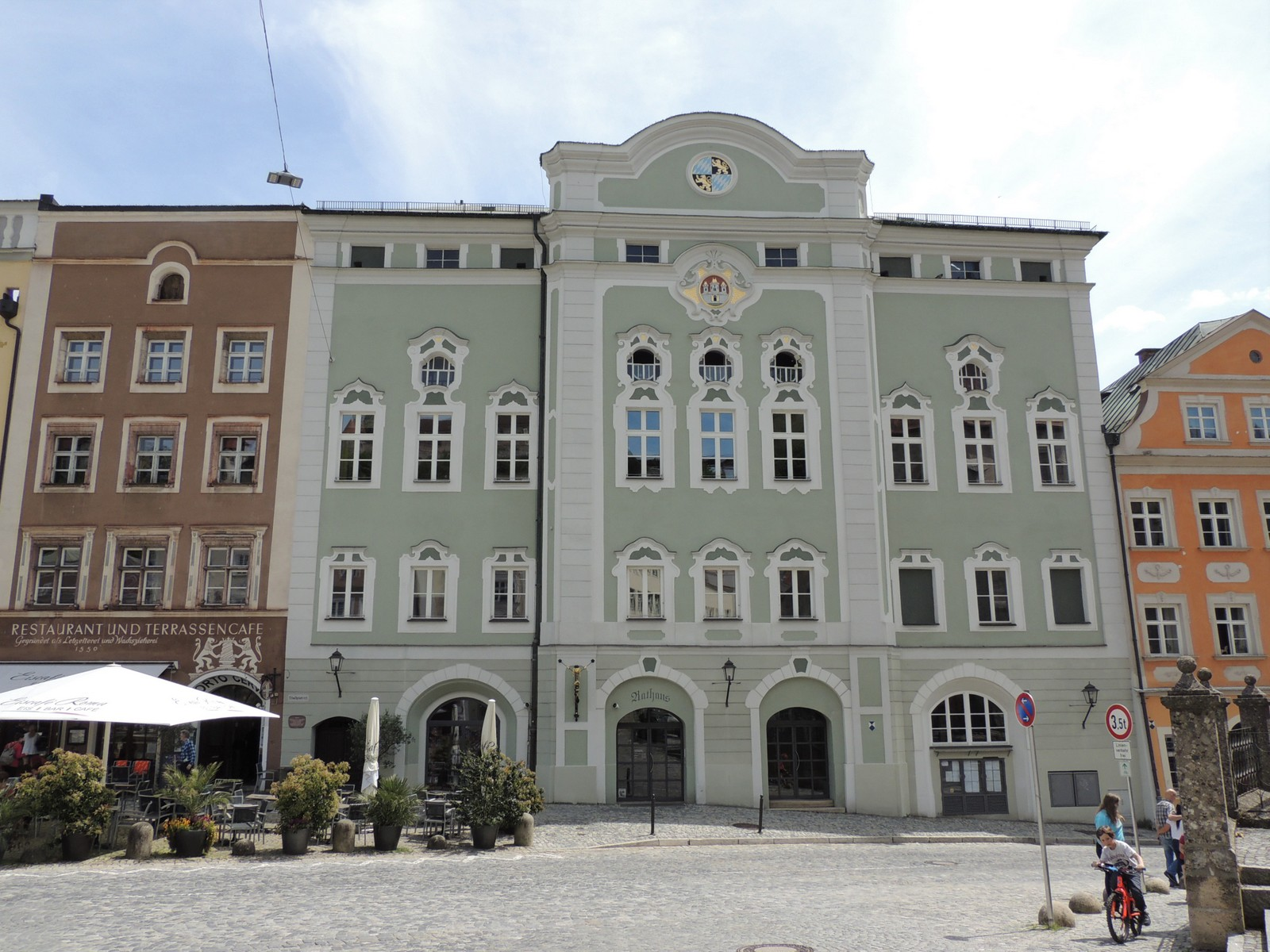 Rathaus Burghausen