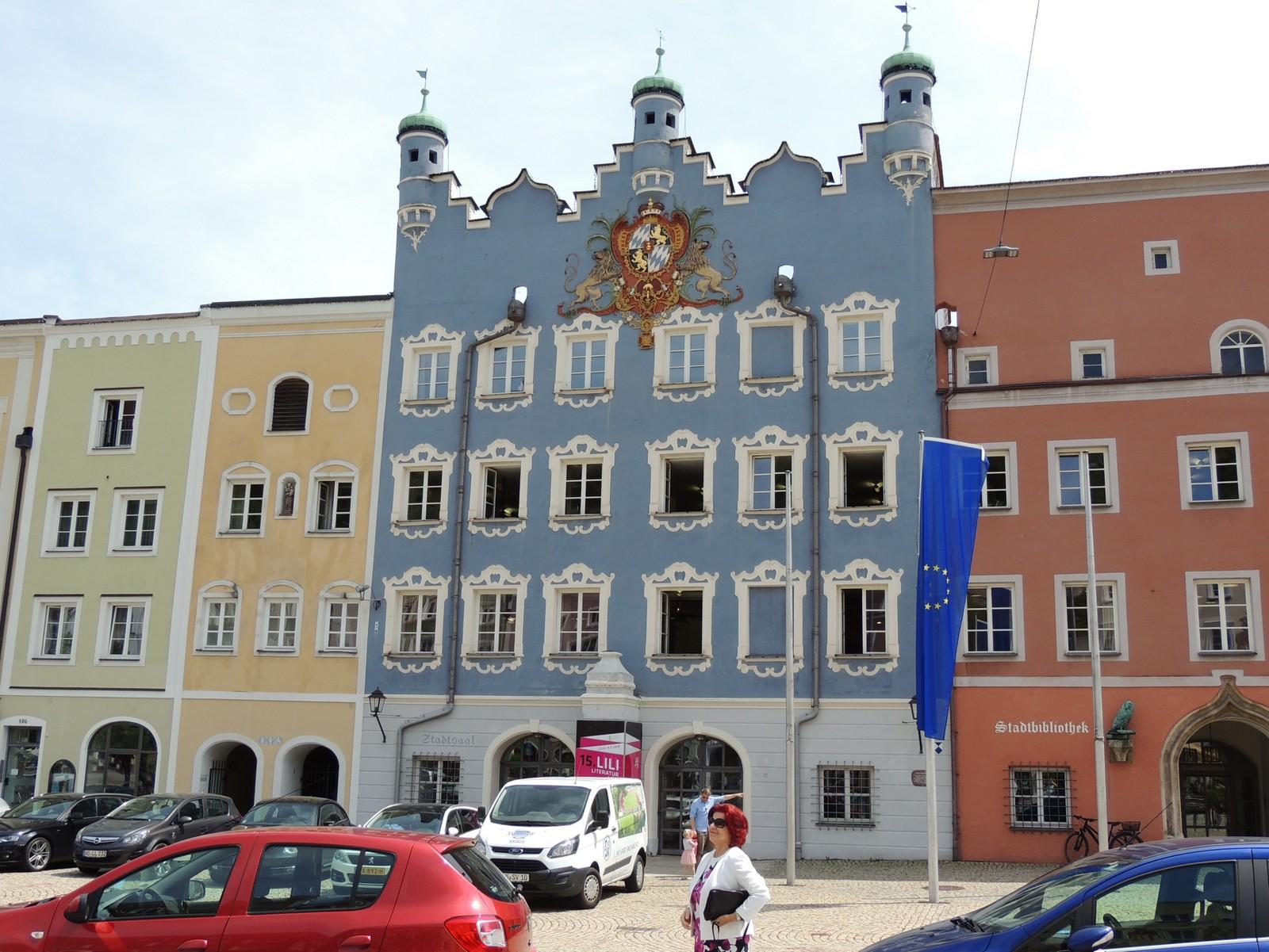 Stadtsaal Burghausen