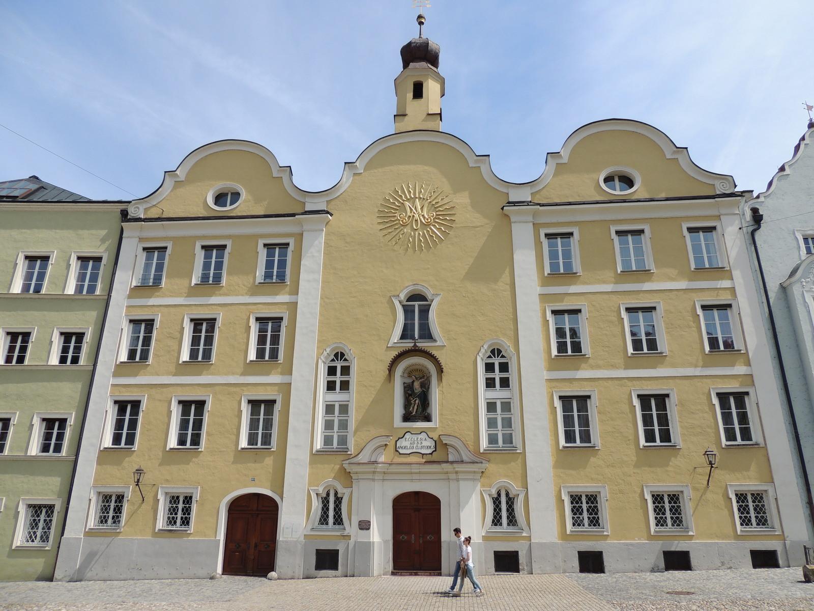 Schutzengelkirche Burghausen