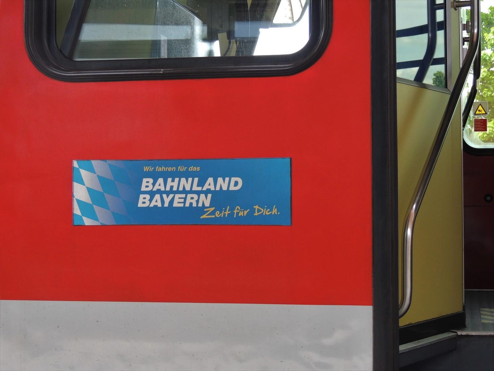Bahnland Bayern