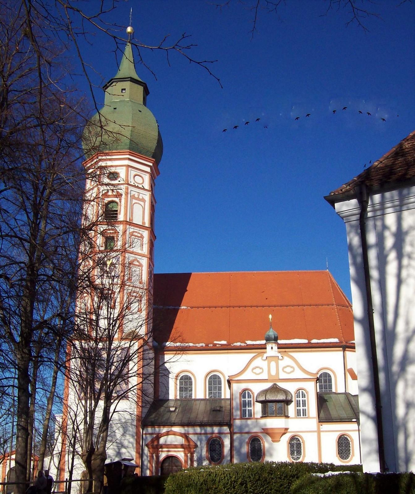 Wallfahrtskirche Andechs