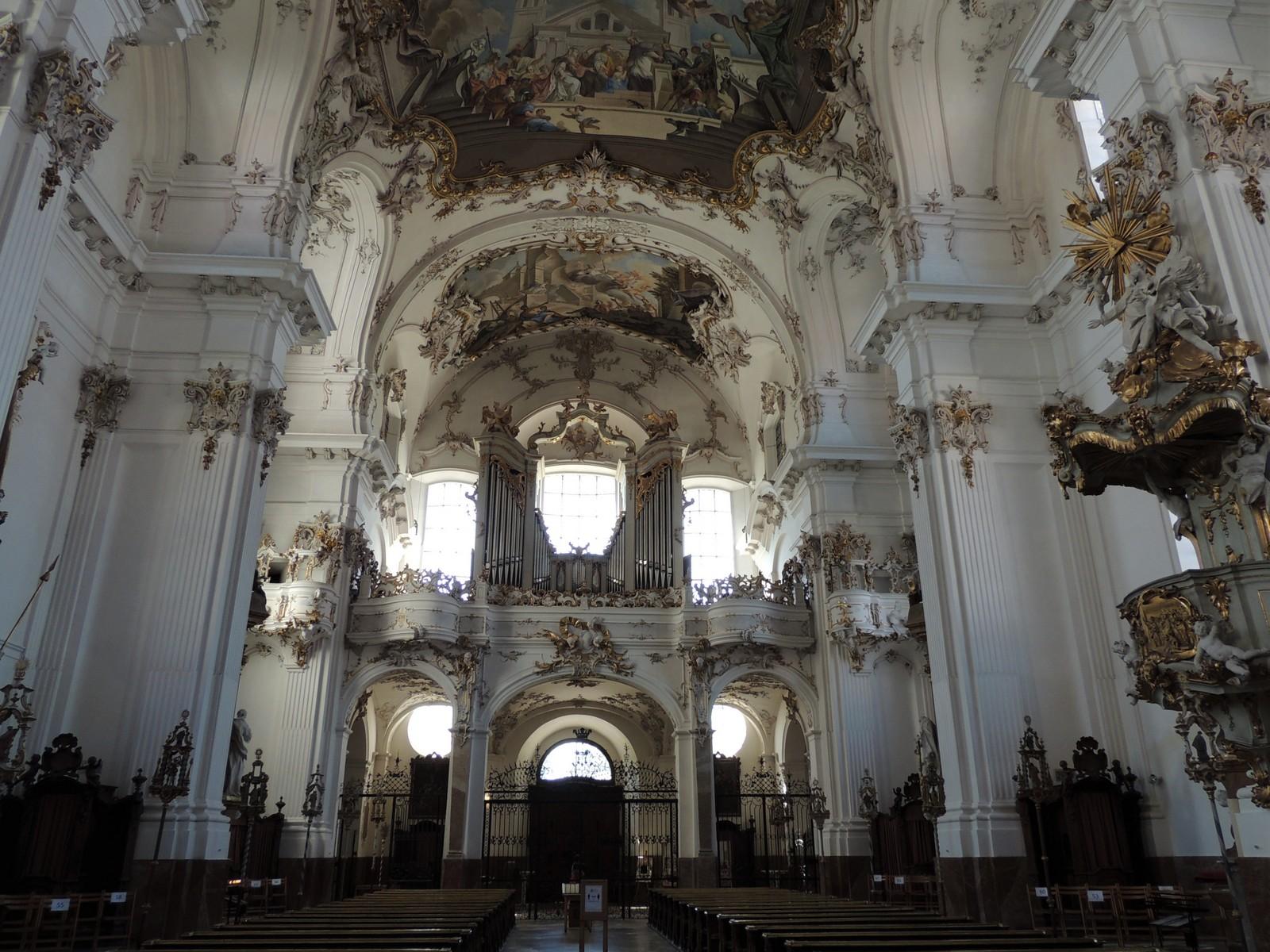 Caspar-König-Orgel in Dießen