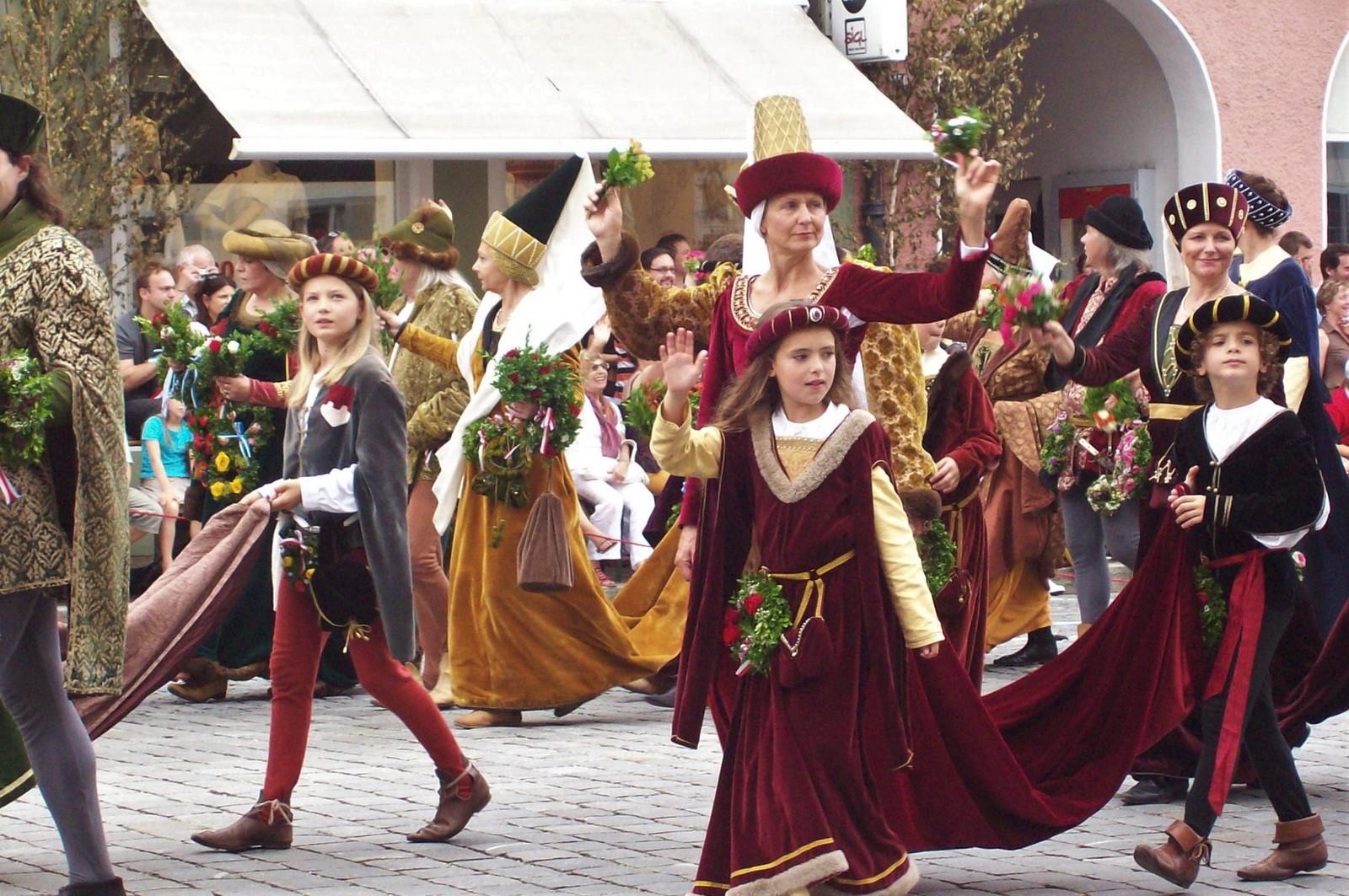 landshuter hochzeit musikgruppen