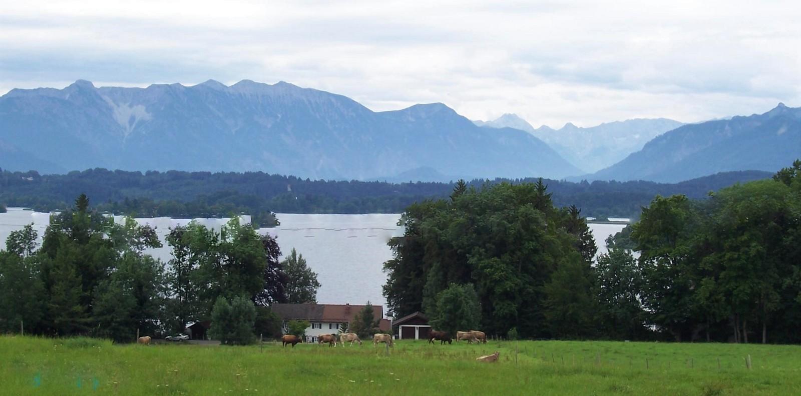 Das Blaue Land - Staffelsee