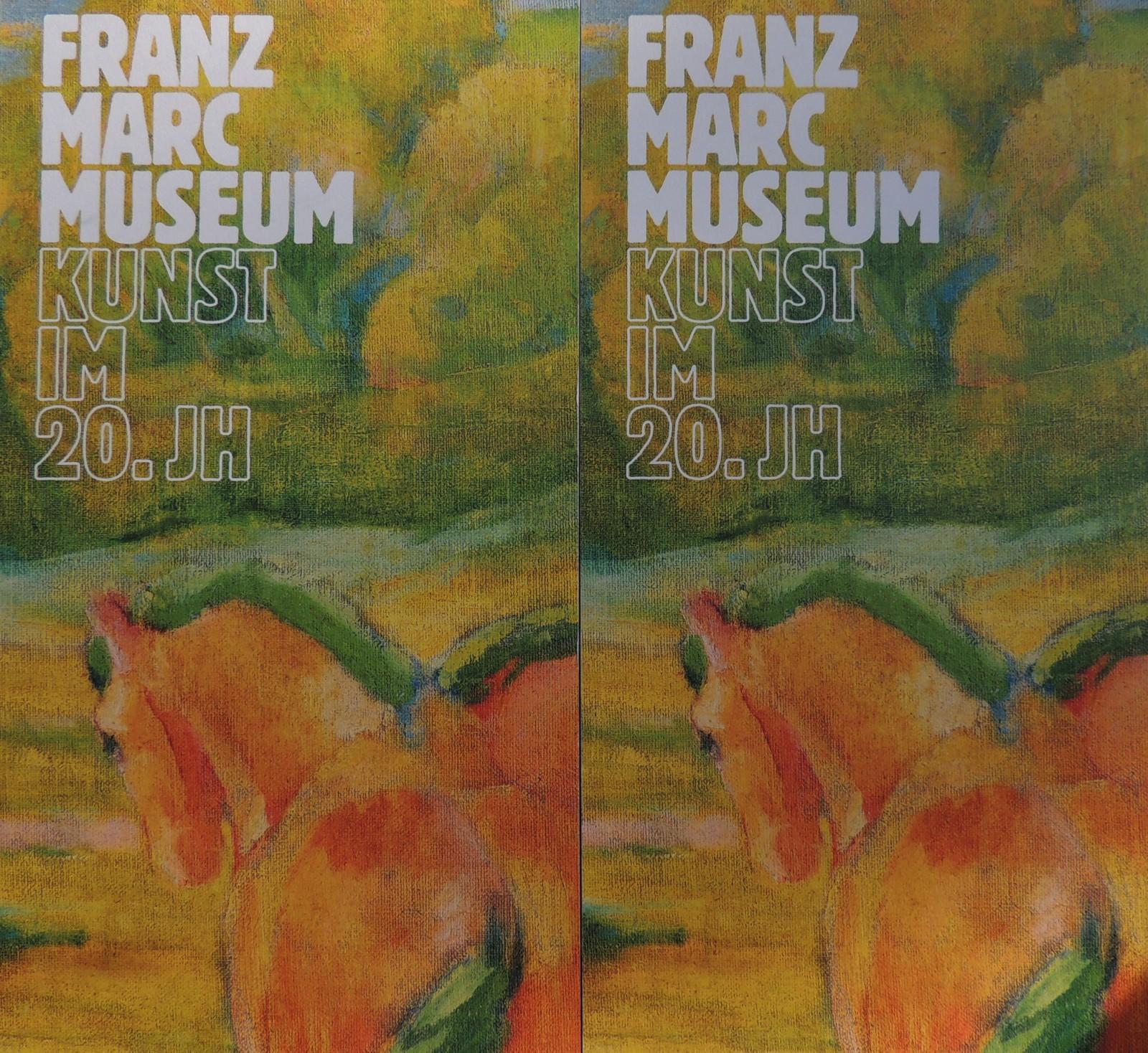 Das Blaue Land - Franz-Marc-Museum in Kochel