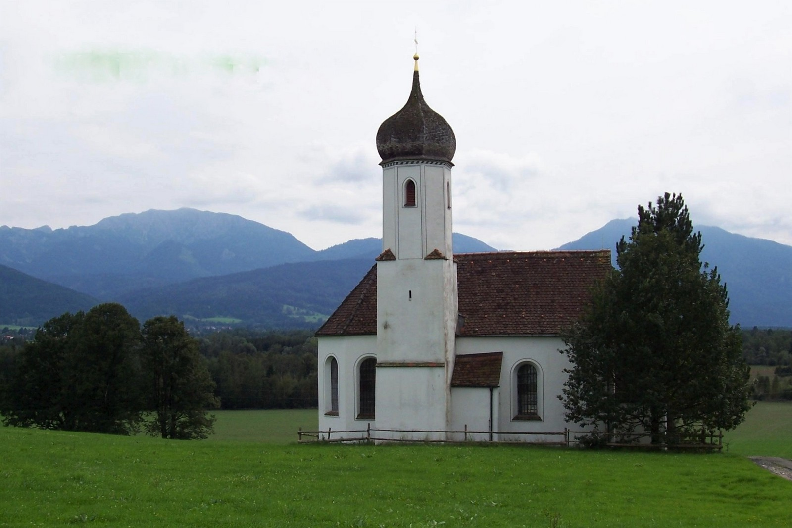 Das Blaue Land - St. Johannisrain
