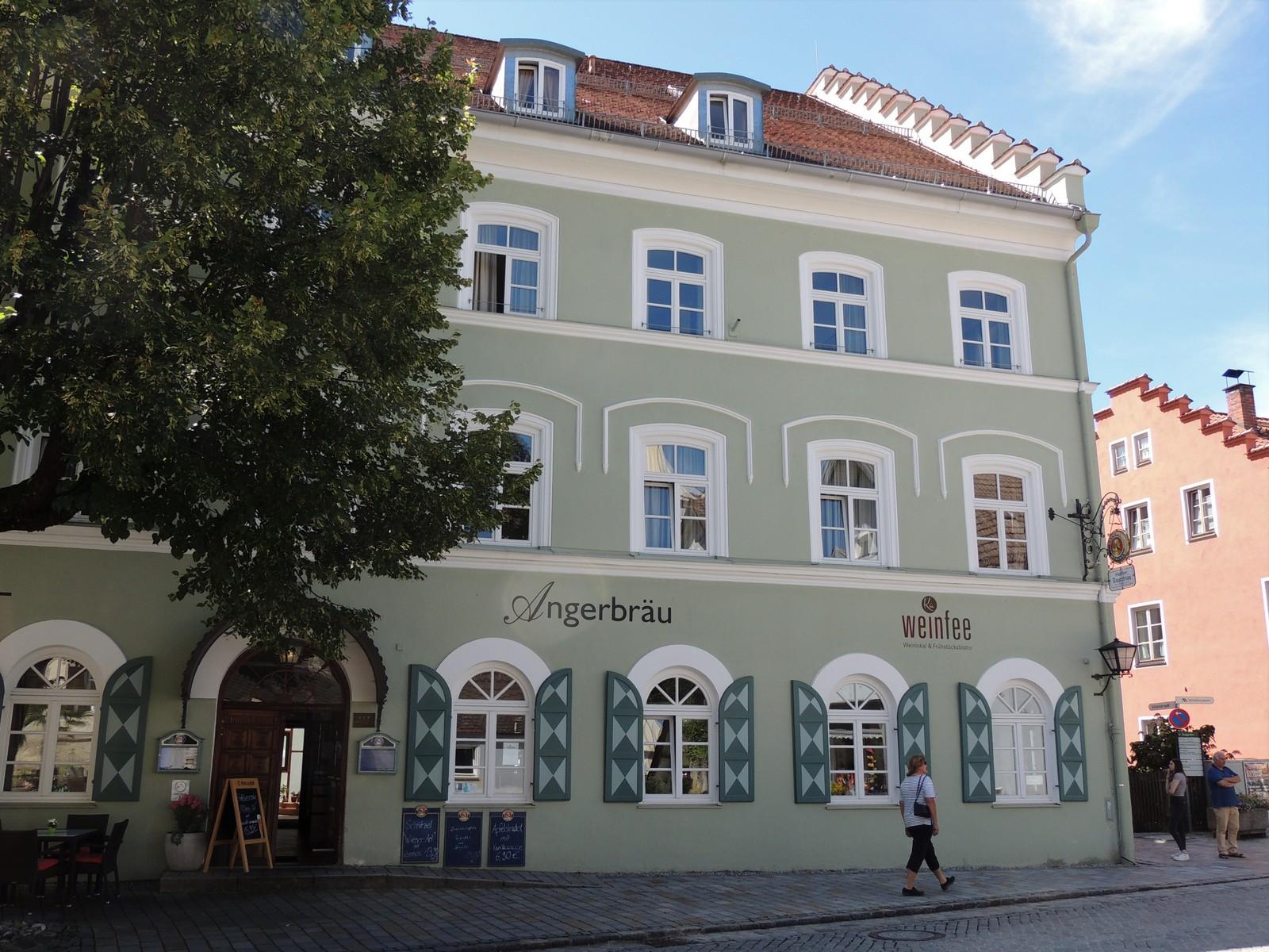 Das Blaue Land - Hotel Angerbräu - Murnau - Untermarkt 44