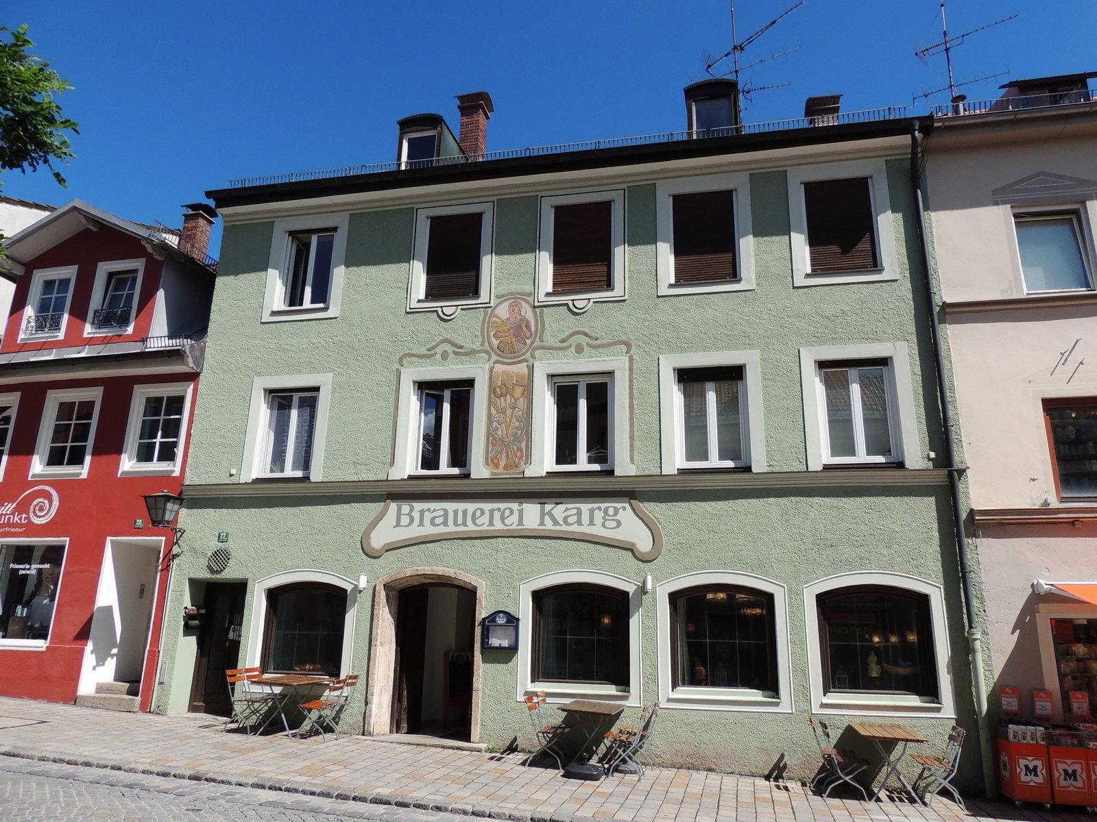 Das Blaue Land - Murnau - Brauerei Karg