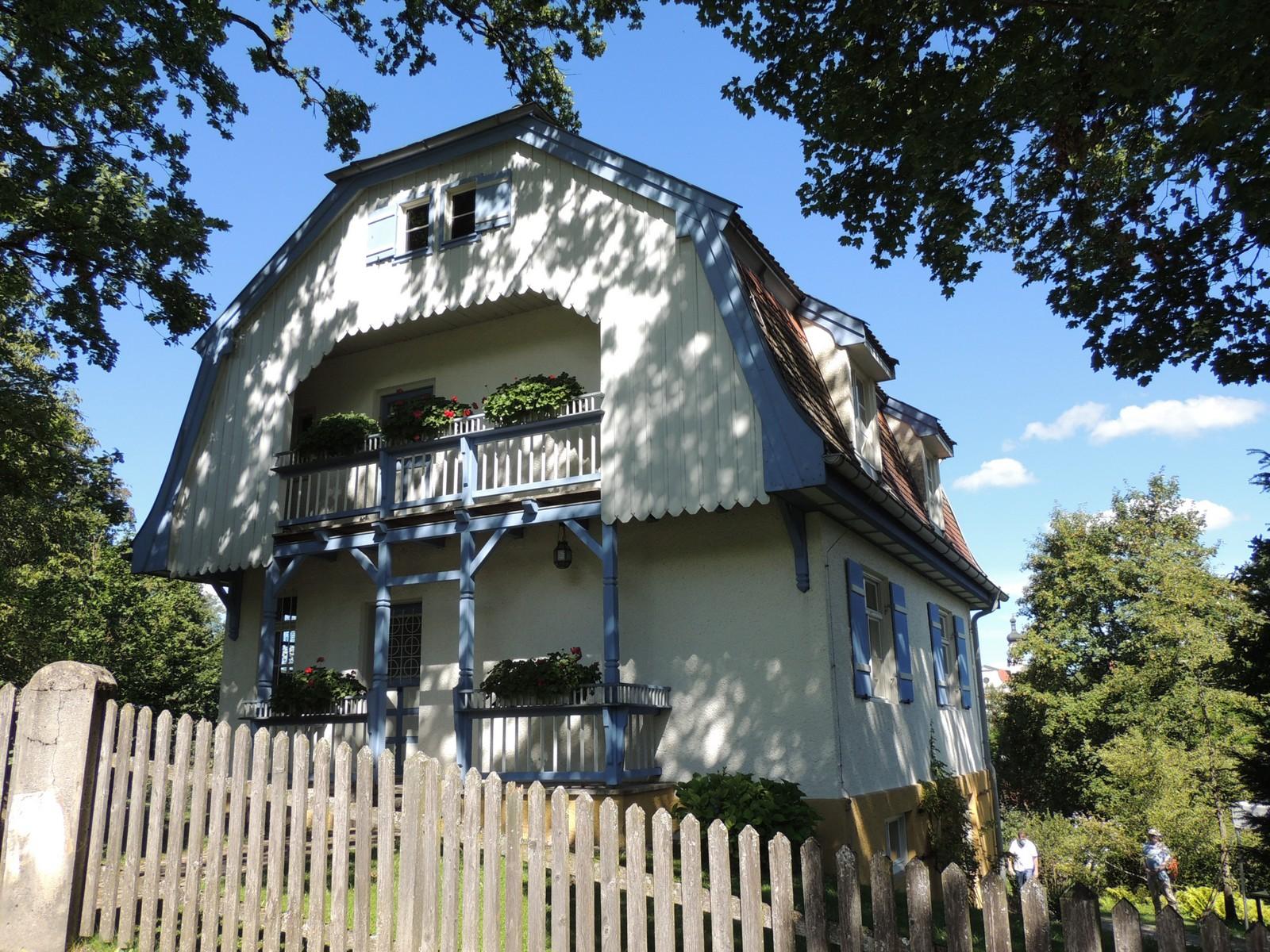 Das Blaue Land - Gabriele-Münter-Haus Murnau