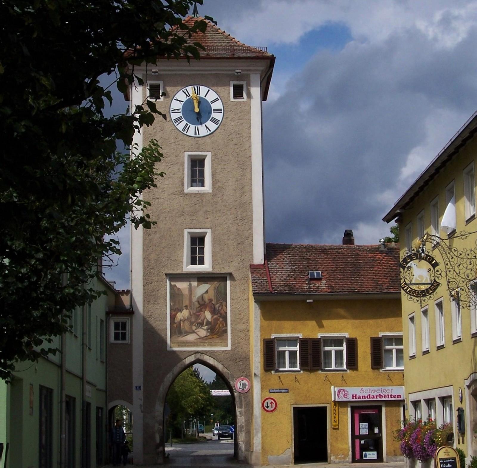 Kelheim - Donautor