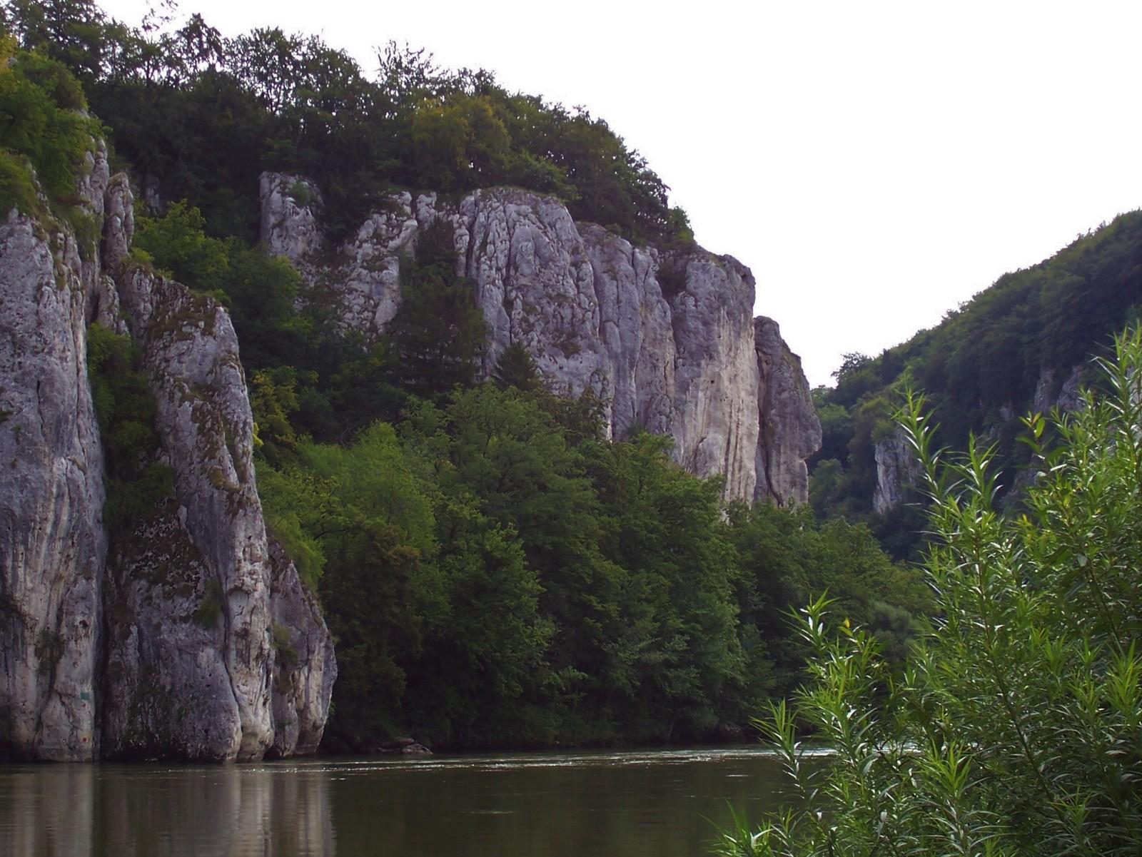 Donaudurchbruch - Weltenburg