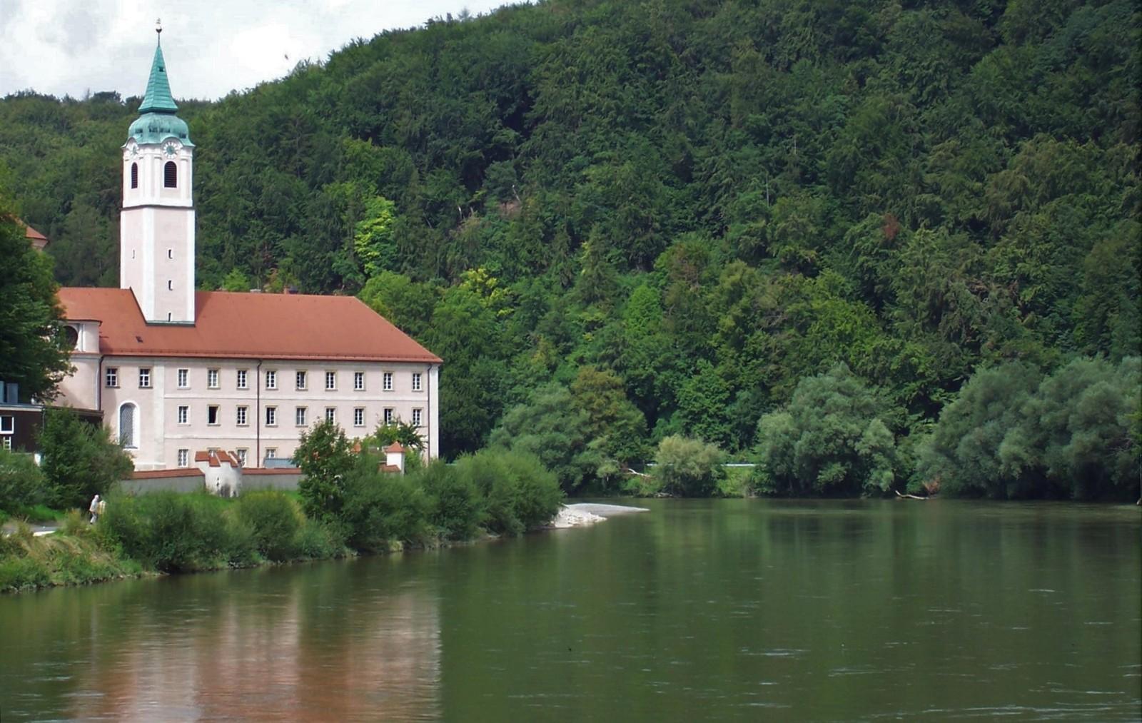 Donaudurchbruch - Kloster Weltenburg