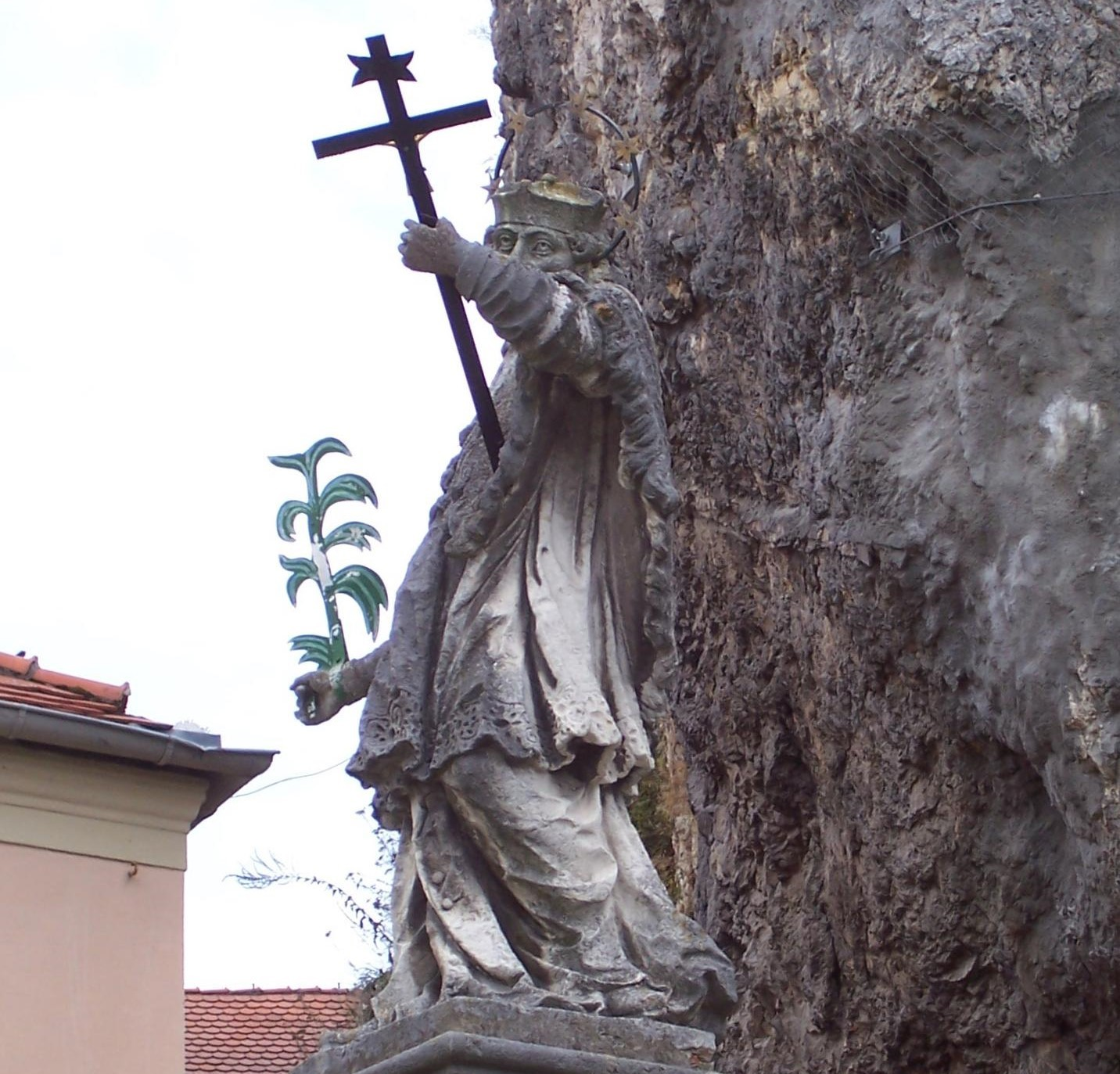 Donaudurchbruch - St. Nepomuk