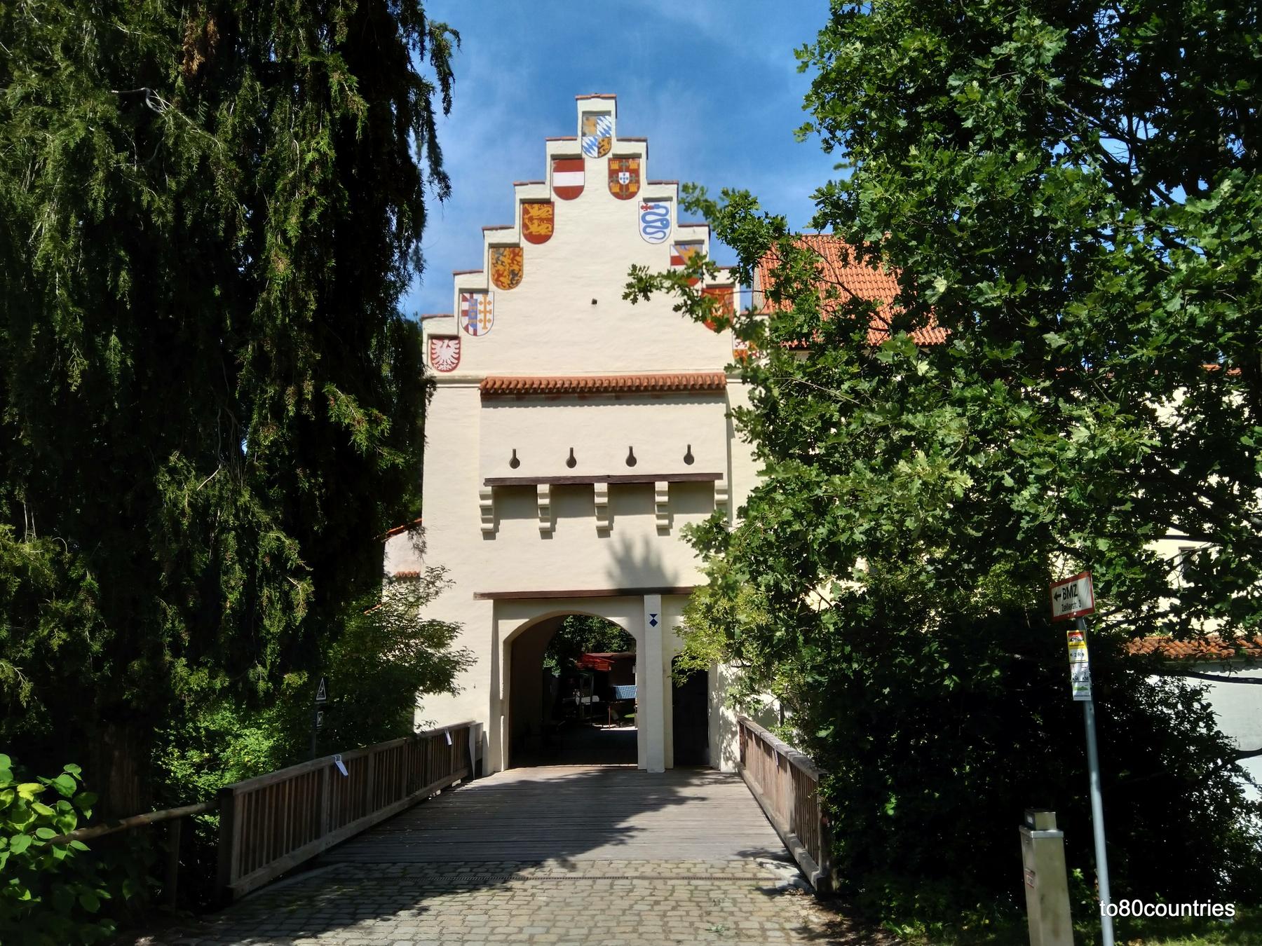 Burg Grünwald - Torturm