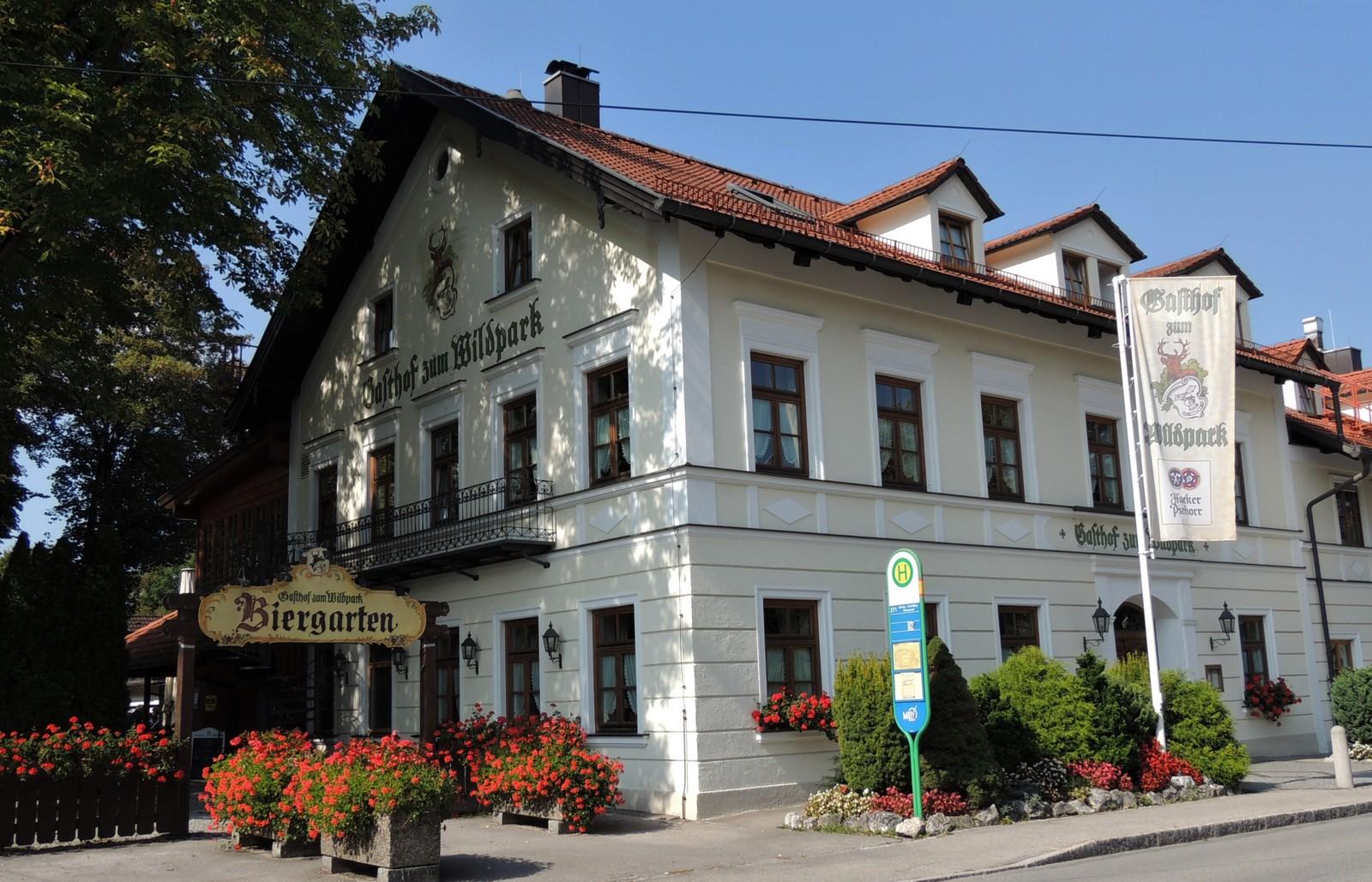 Gasthof zum Wildpark in Straßlach am Grünwald-Rundkurs