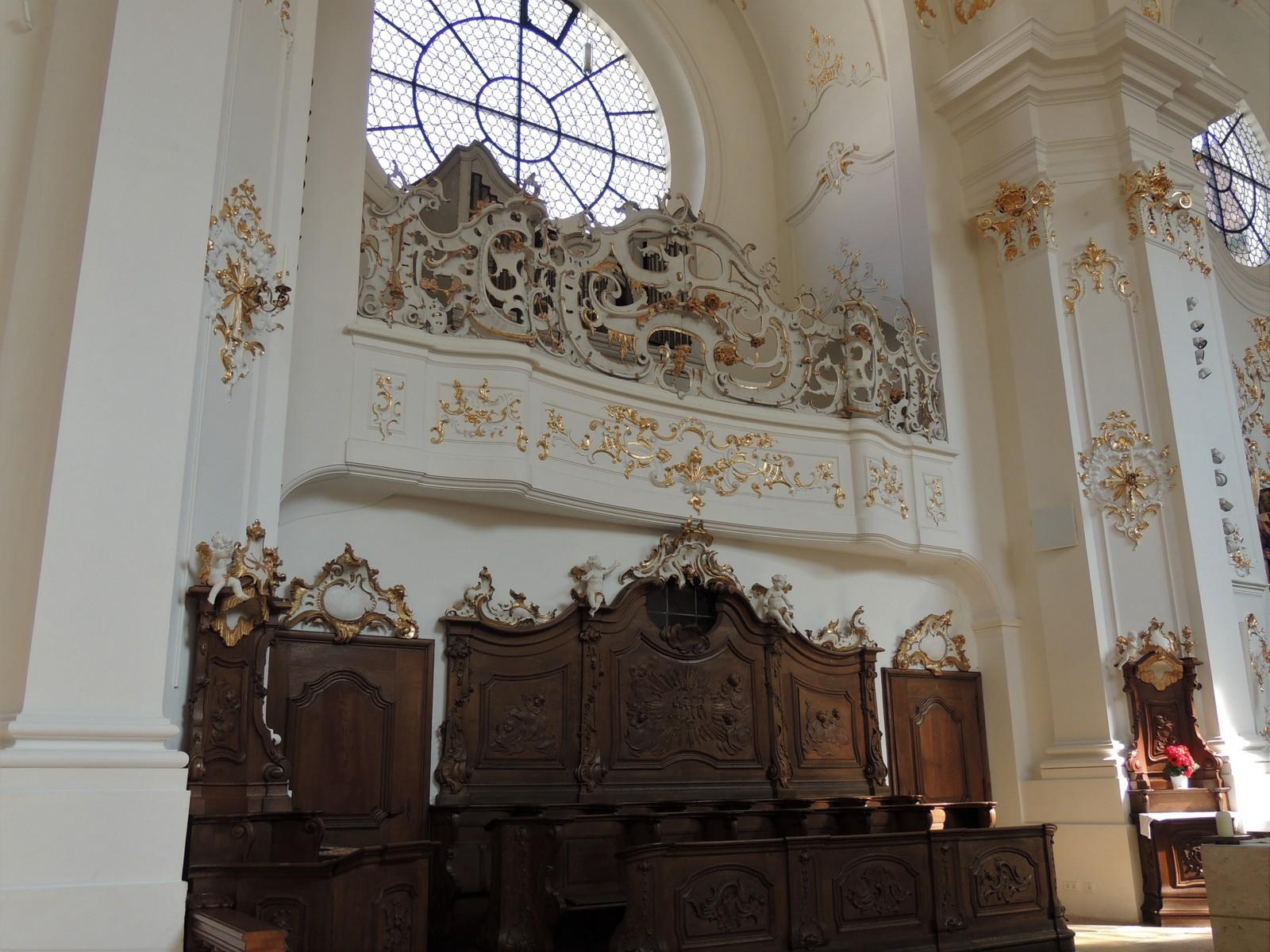 Klosterkirche Schäftlarn - Chor