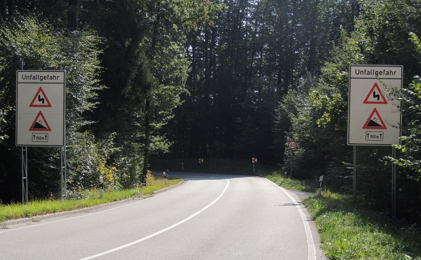 Grünwald-Rundkurs - Schäftlarner Berg
