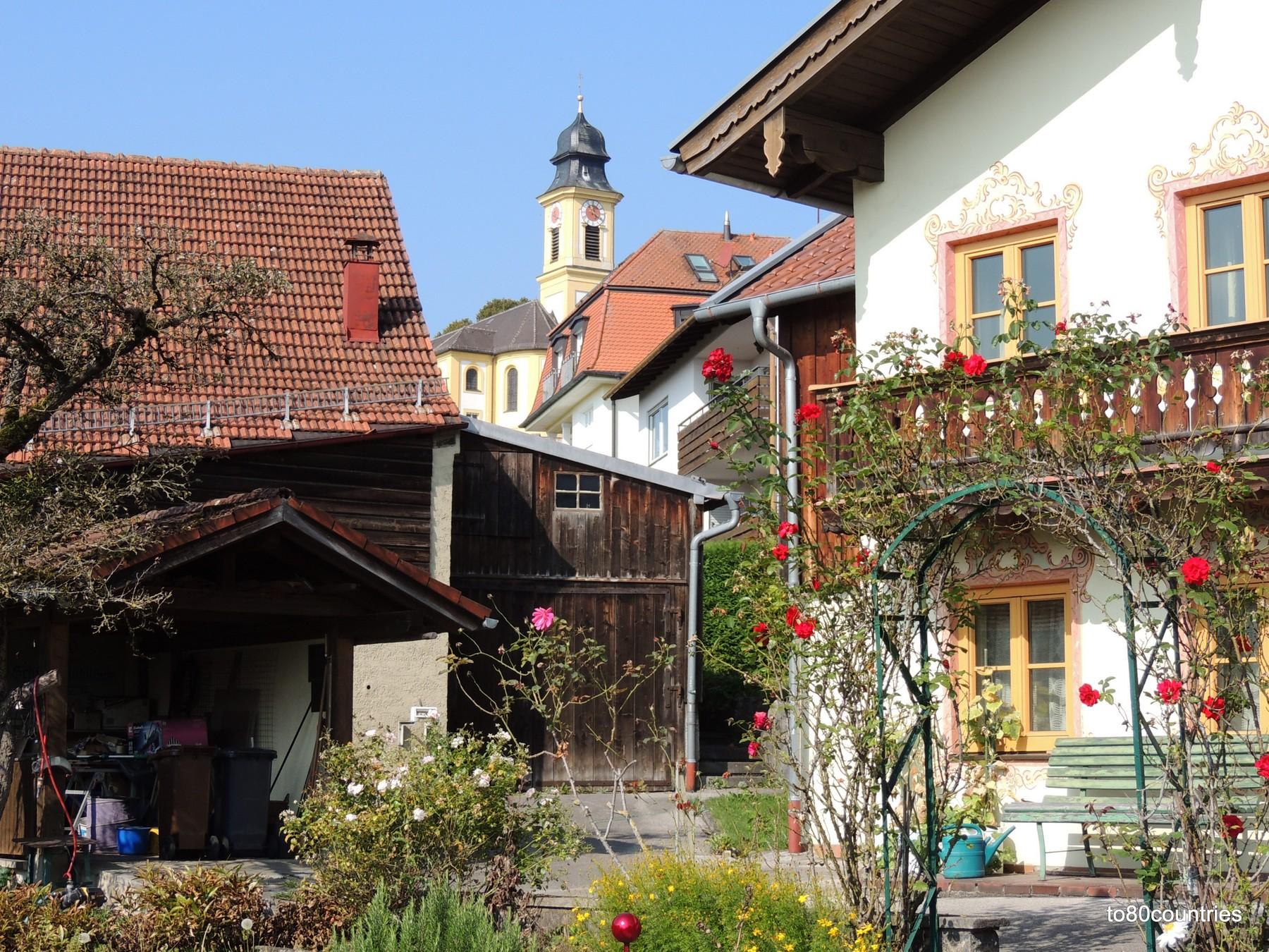 Grünwald-Rundkurs Hohenschäftlarn - St. Georg