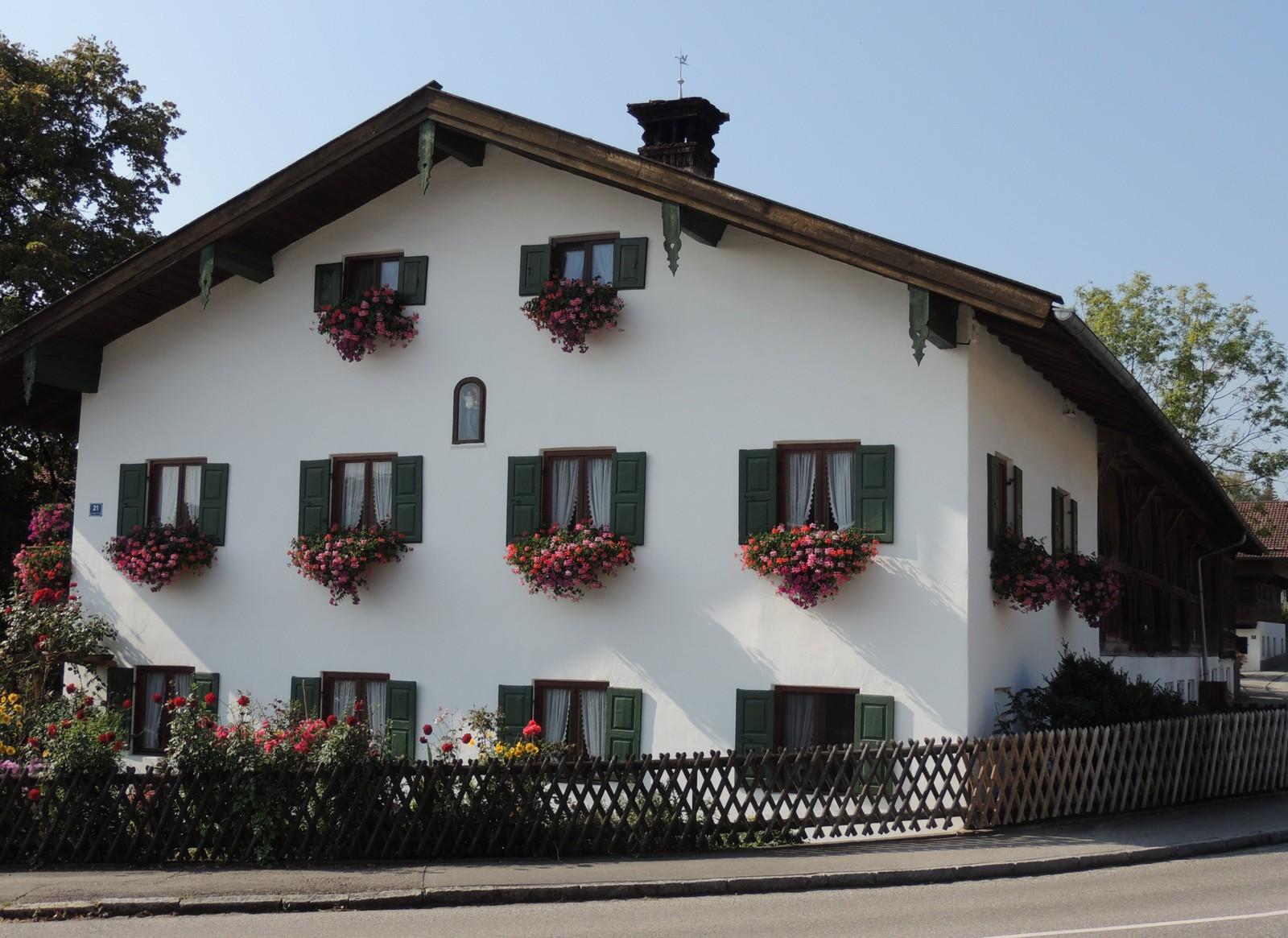 Grünwald-Rundkurs - Hohenschäftlarn - Haus Starnberger Straße 21