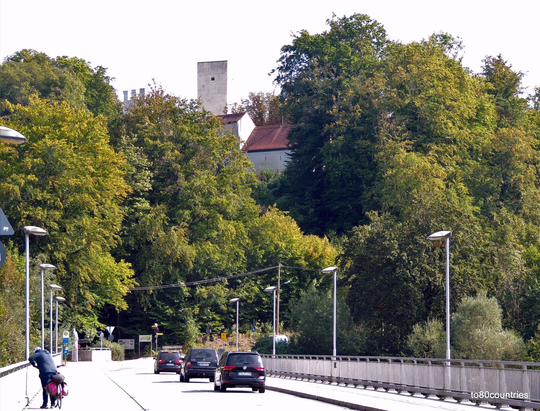 Grünwald-Rundkurs - Grünwalder Brücke