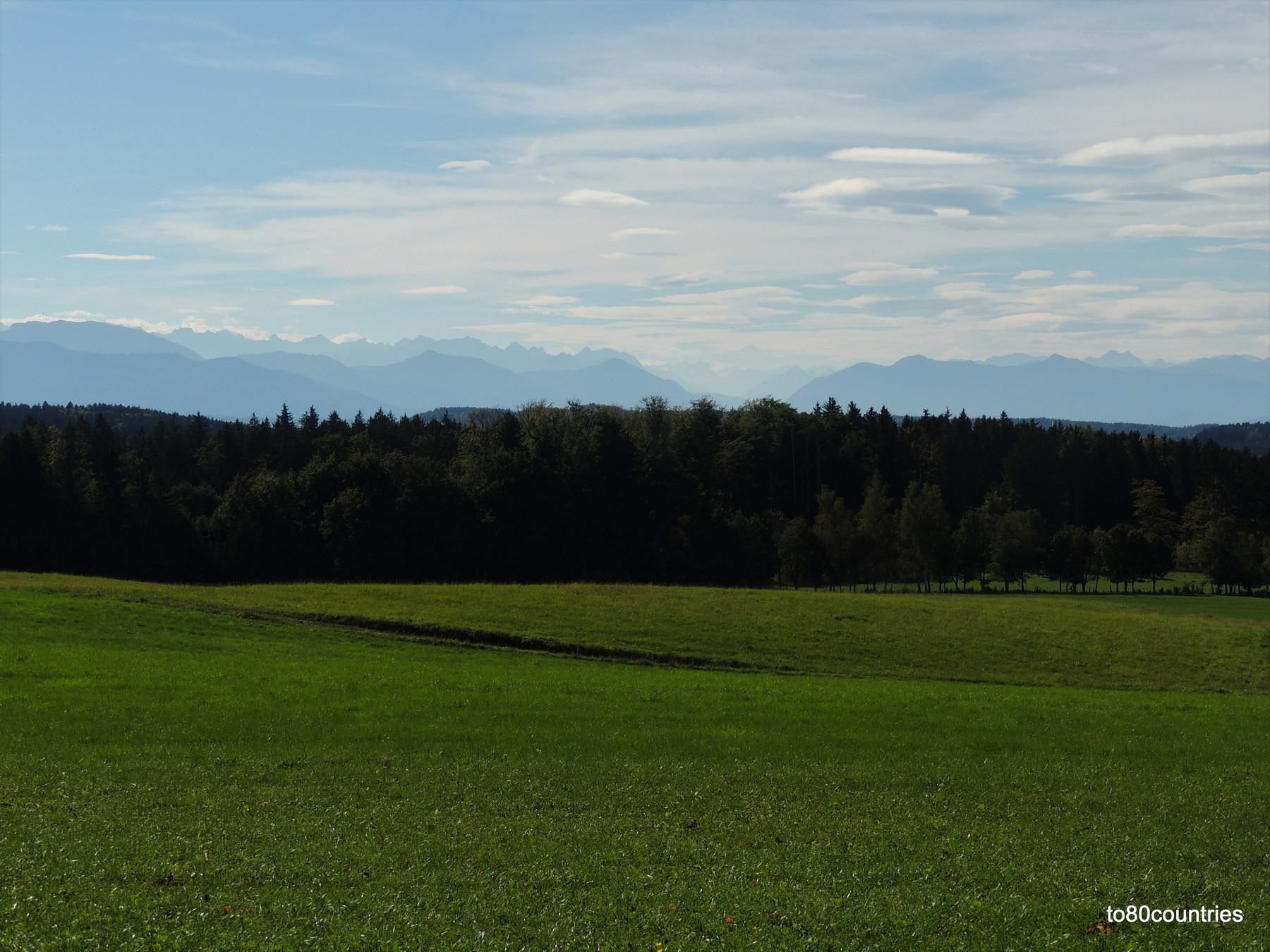 Grünwaldrunde - Kleindingharting - Ludwigshöhe