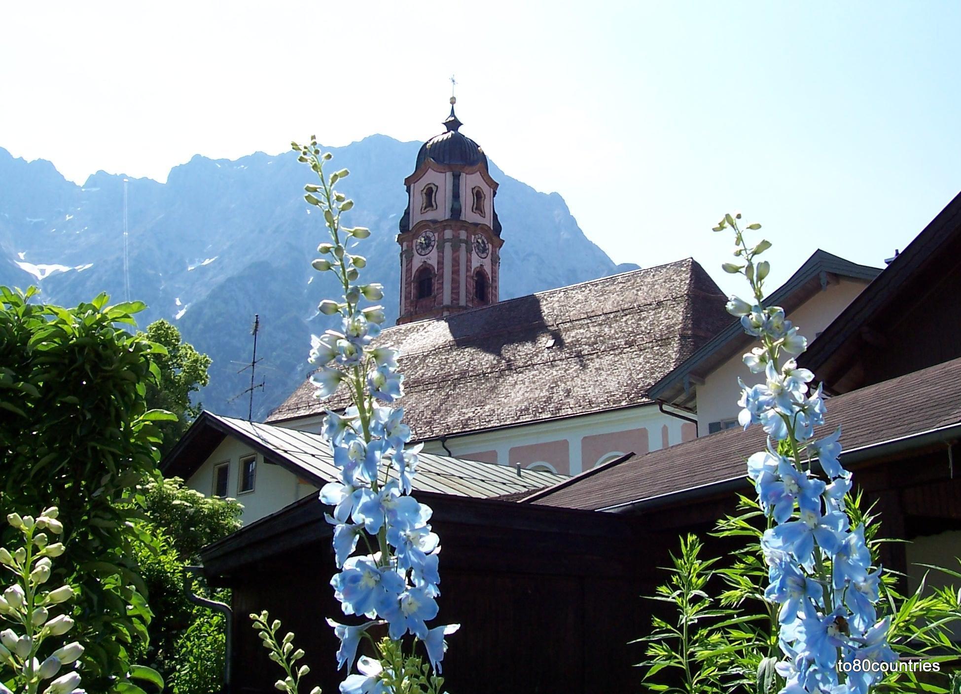 Pfarrkirche St. Peter und Paul in Mittenwald