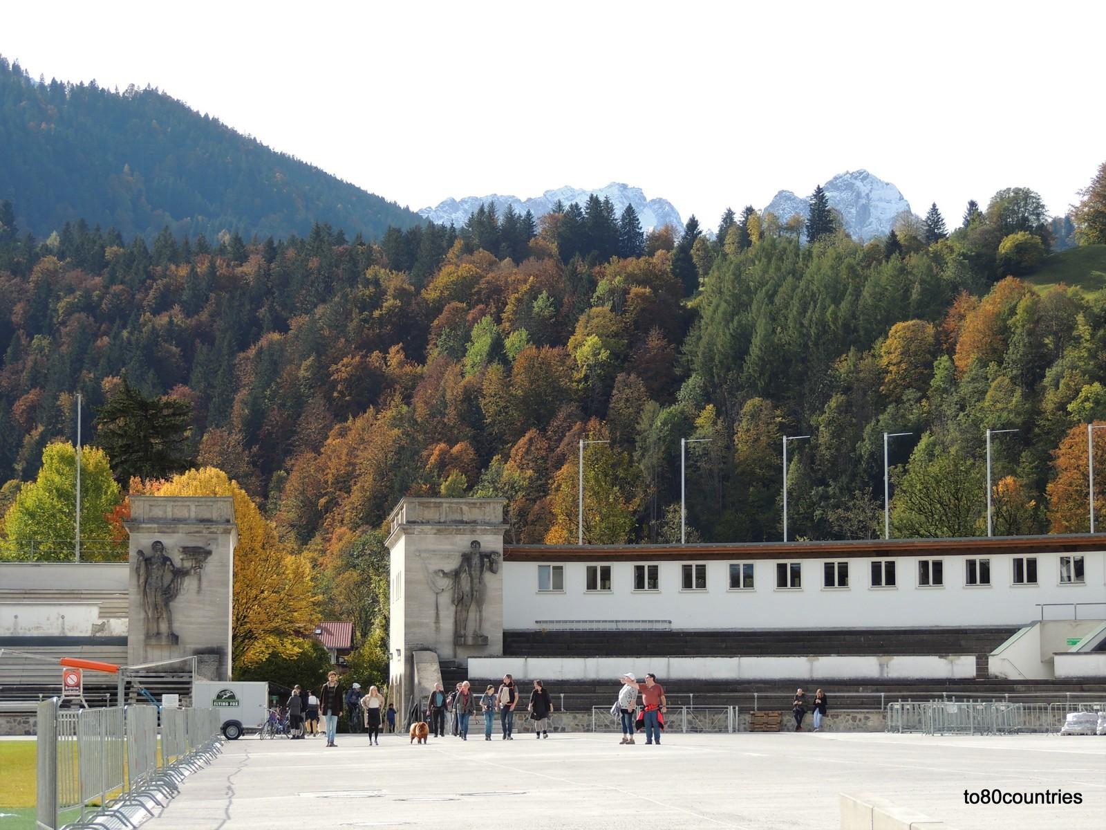 Olympiastadion Partenkirchen