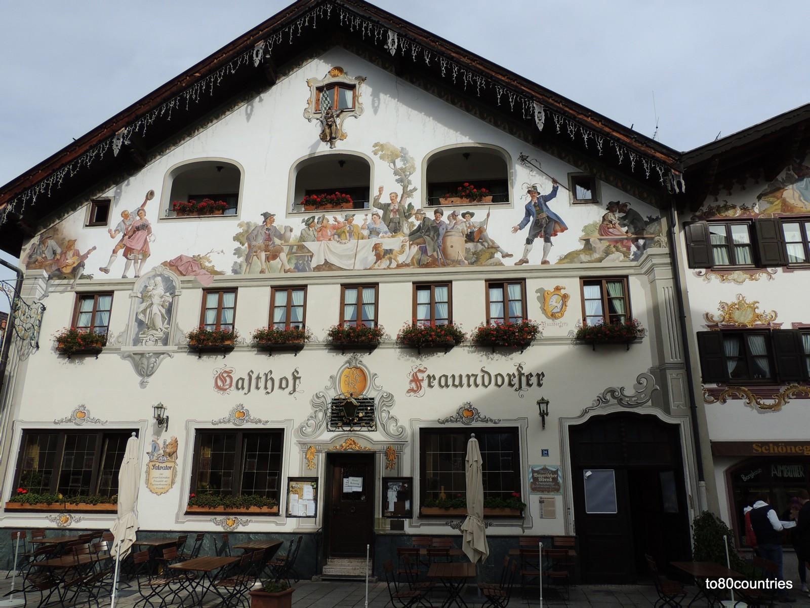 Gasthof Fraundorfer - Partenkirchen
