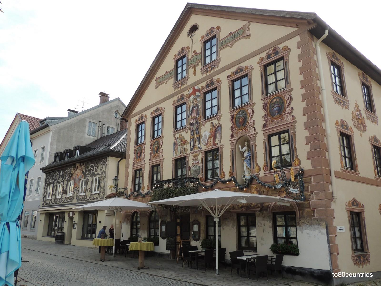 Gasthof zum Rassen - Partenkirchen