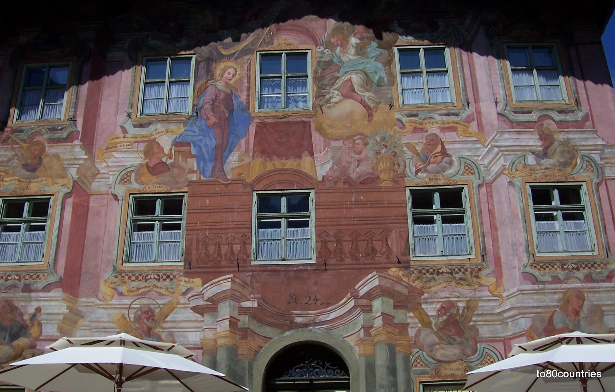 Mitenwald - Obermarkt Nr. 24