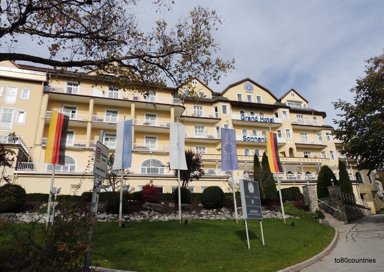 Grand Hotel Sonnenbichl - Garmisch