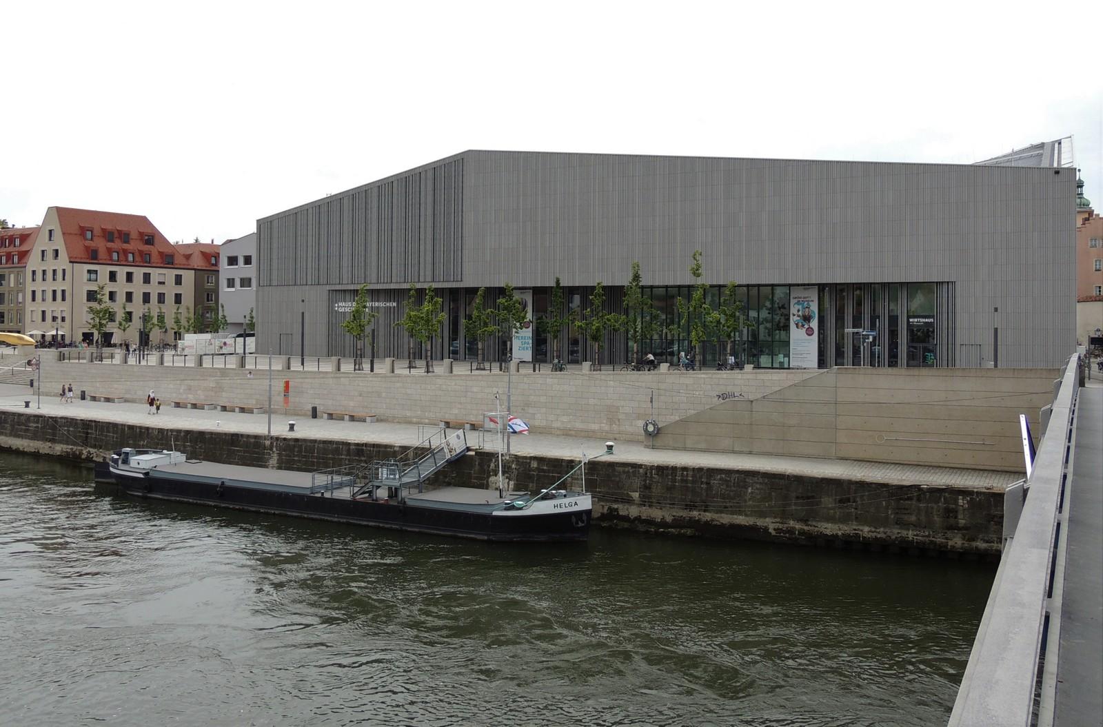 Regensburg - Haus der Bayerischen Geschichte - Museum