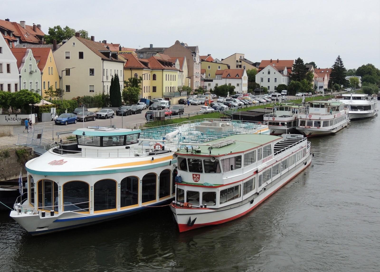Regensburg - Unter Wöhrd - Werftstraße