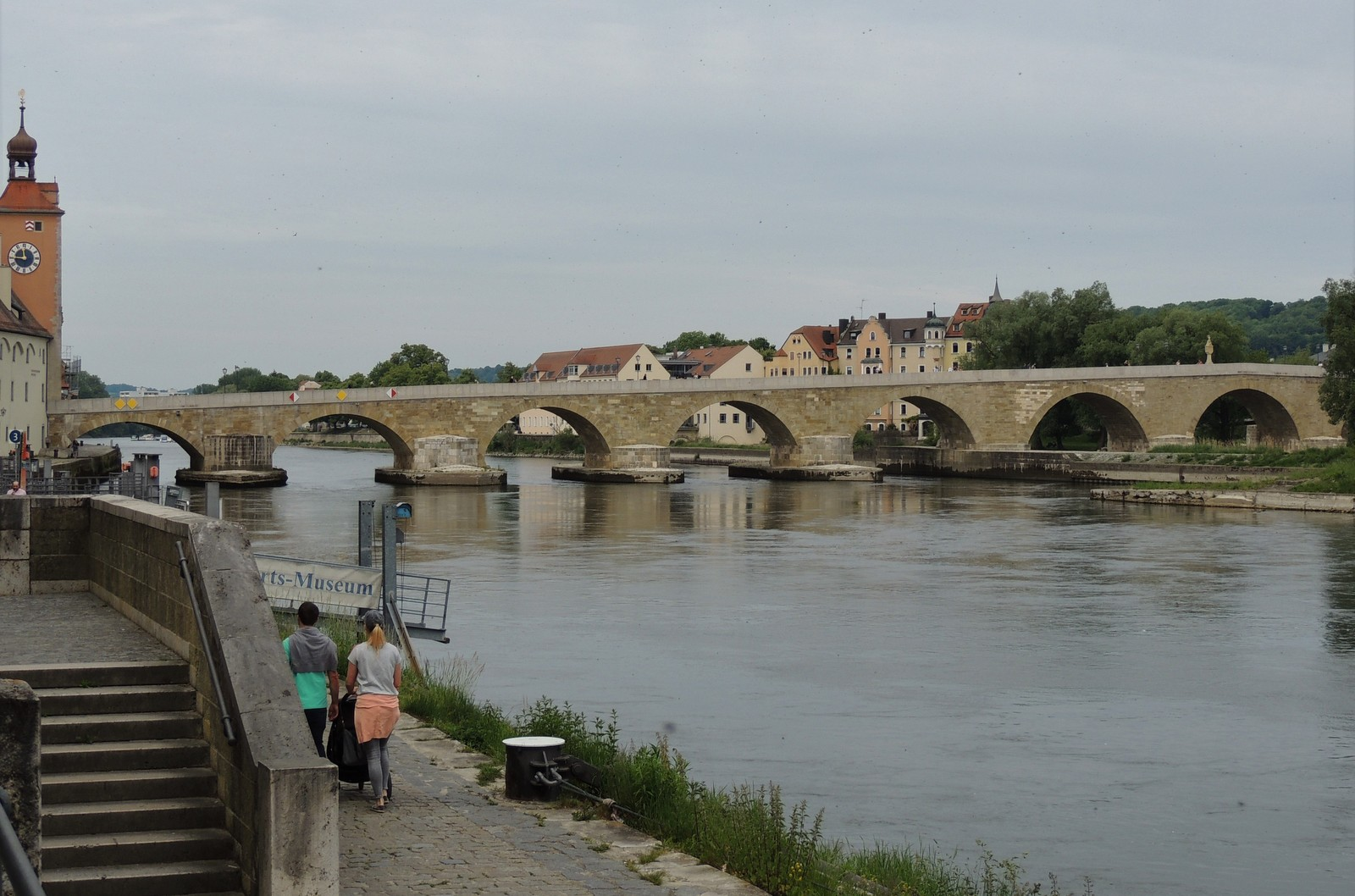 Regensburg - Steinerne Brücke