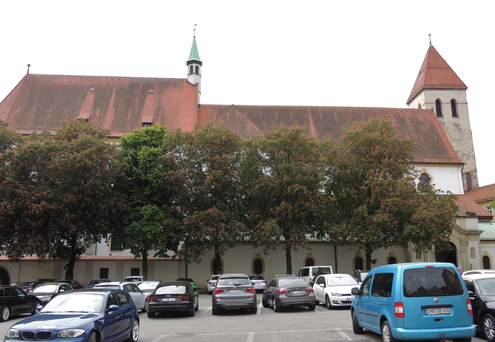 Regensburg - Stift Unserer Lieben Frau zur Alten Kapelle